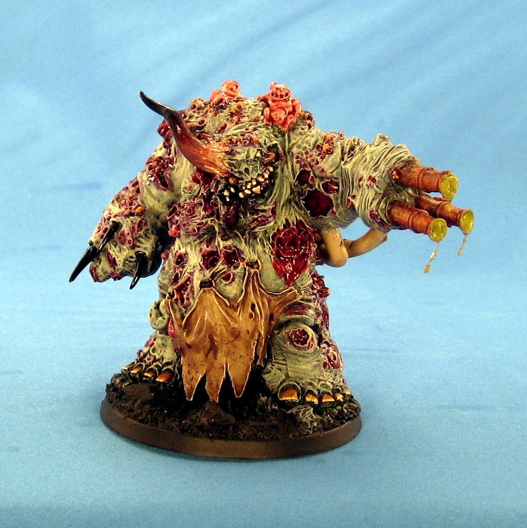 Chaos, Chaos Daemons, Daemon Prince, Daemons, Forge World, Nurgle, Warhammer 40,000