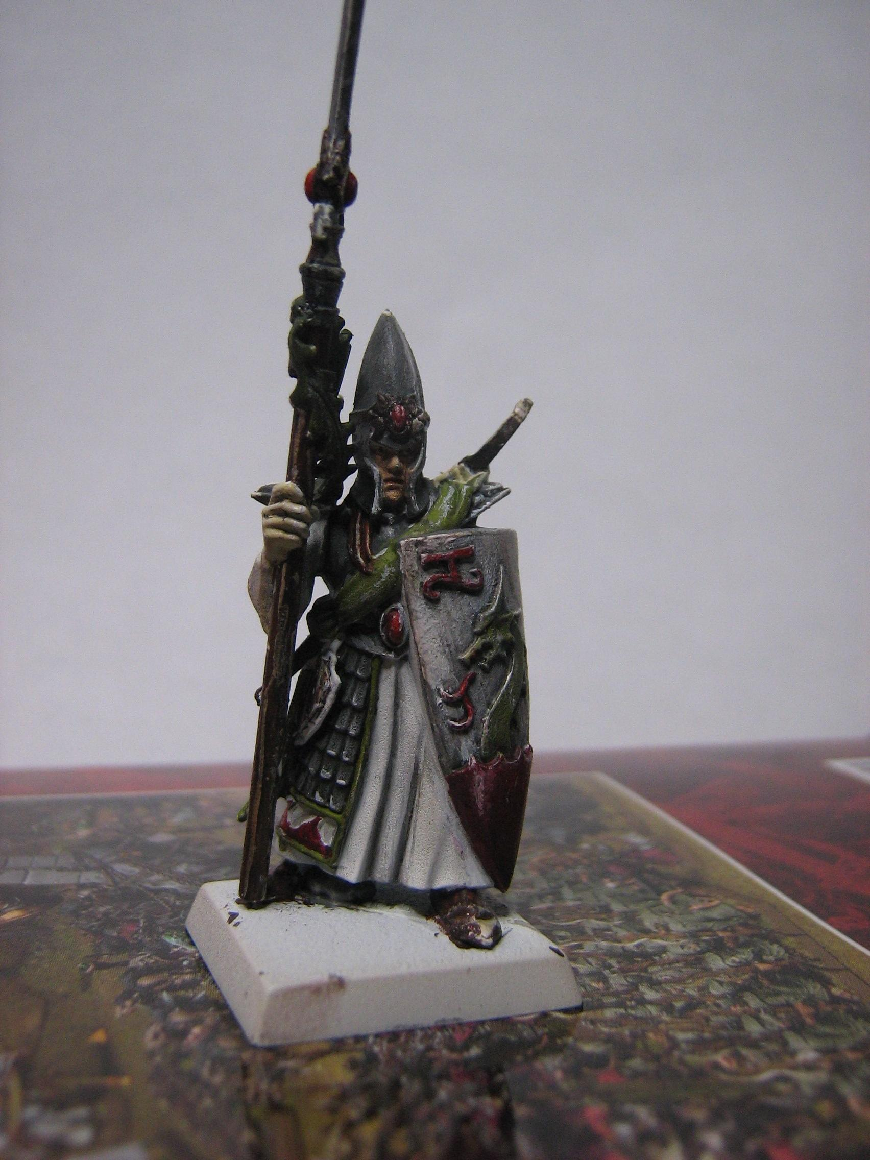 High Elves, Lothern Sea Guard, Non-Metallic Metal