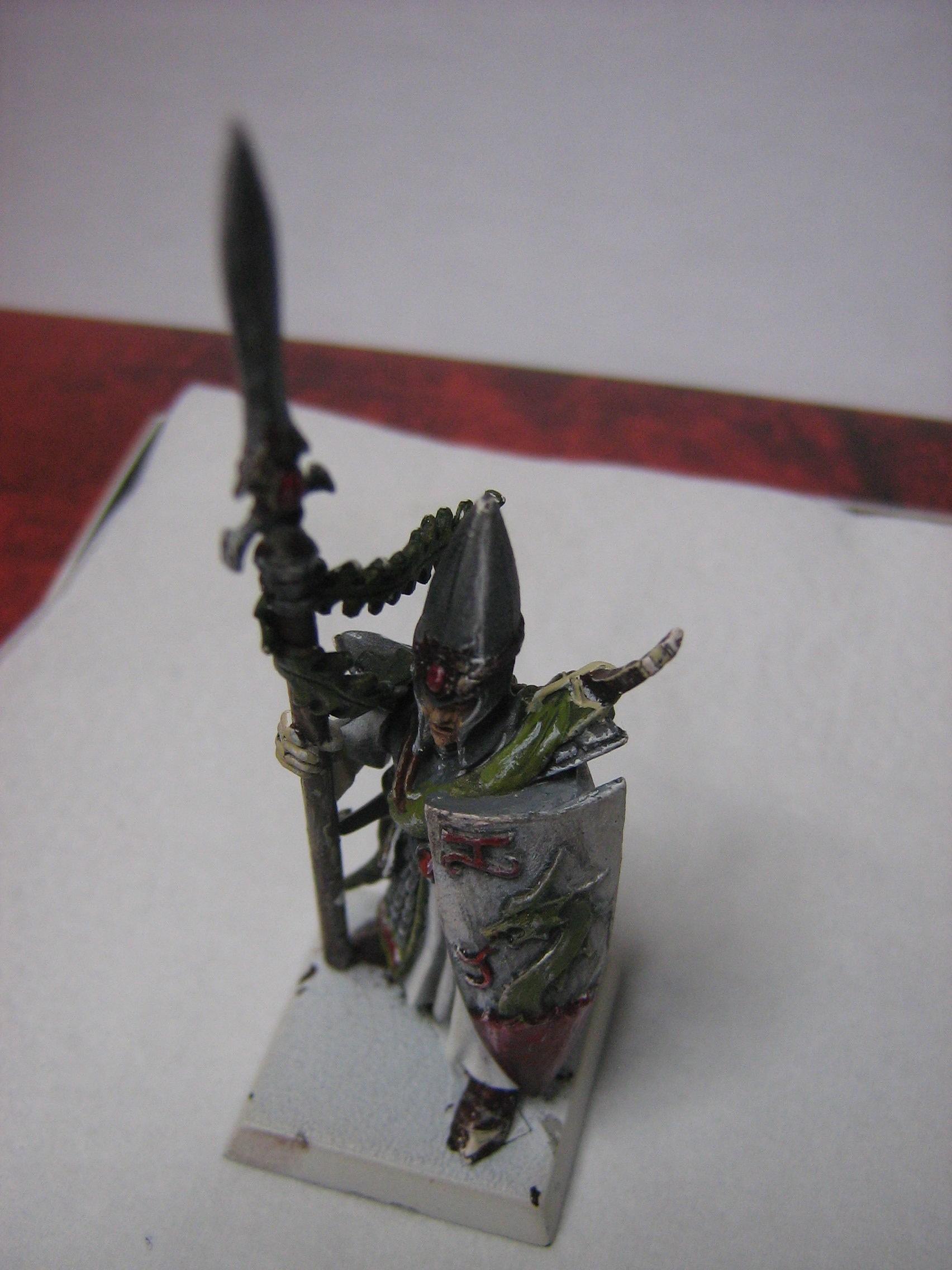 High Elves, Lothern Sea Guard, Non-Metallic Metal