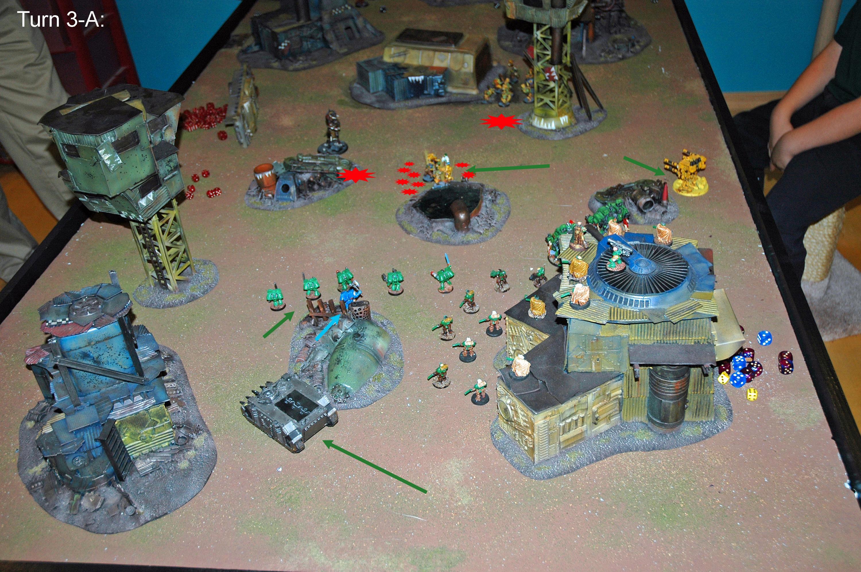 Battle Report, Daemons, Mantis Warriors, Warhammer 40,000