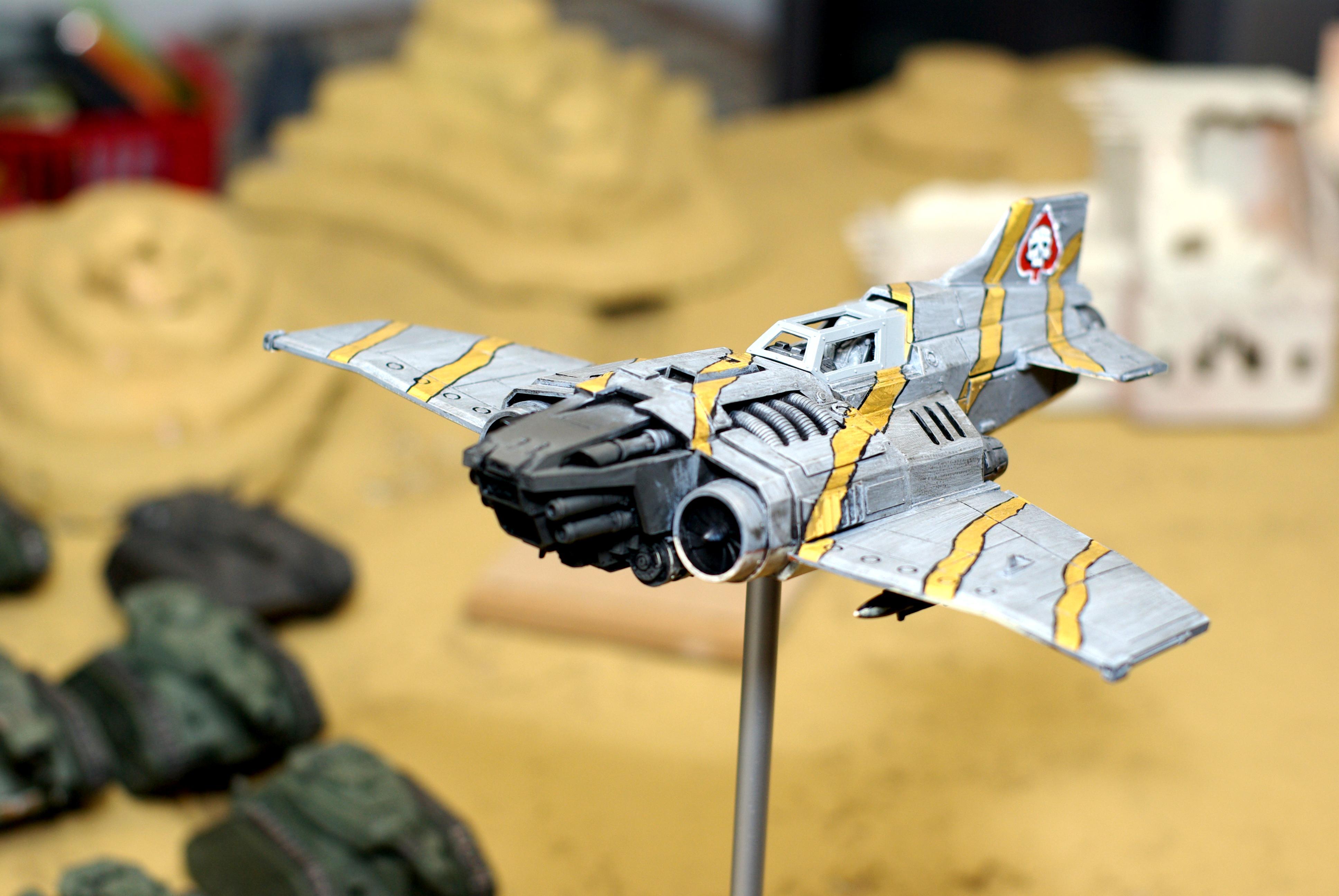 Apocalypse, Imperial Navy, Plane, Thunderbolt