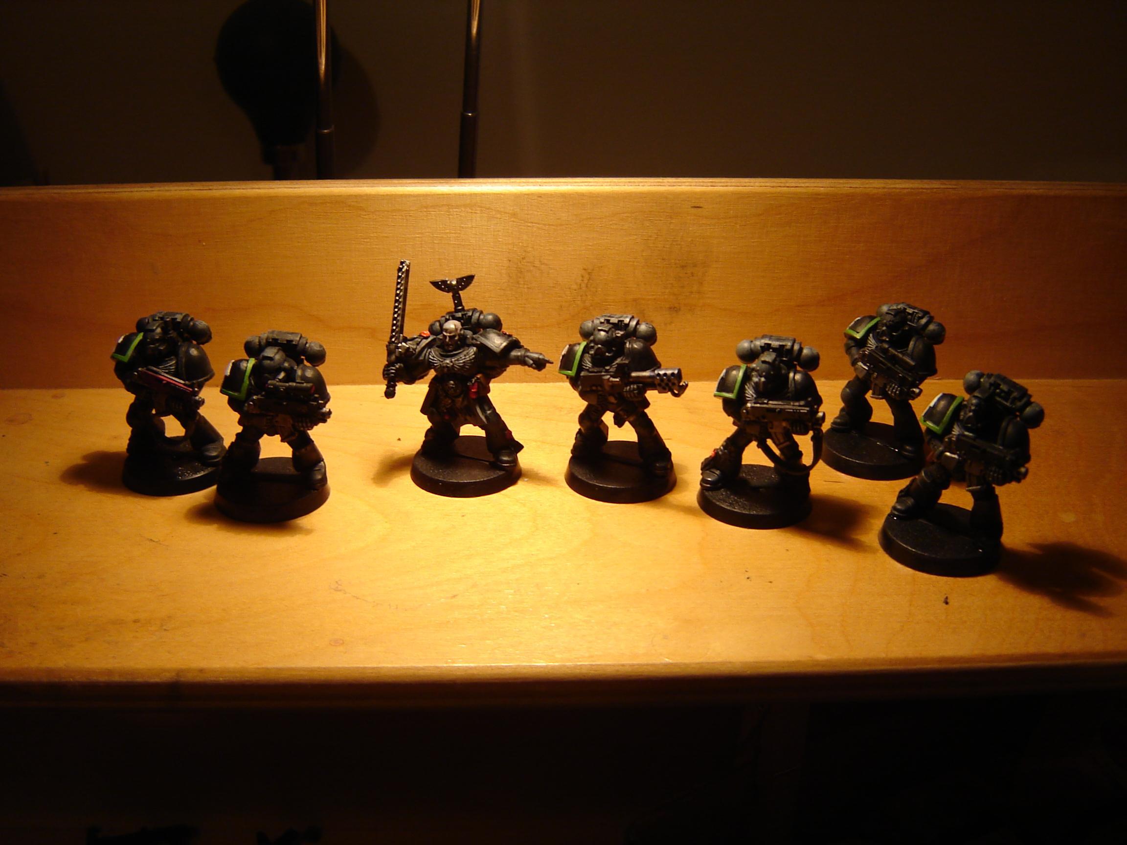 indoor photo of tac squad!
