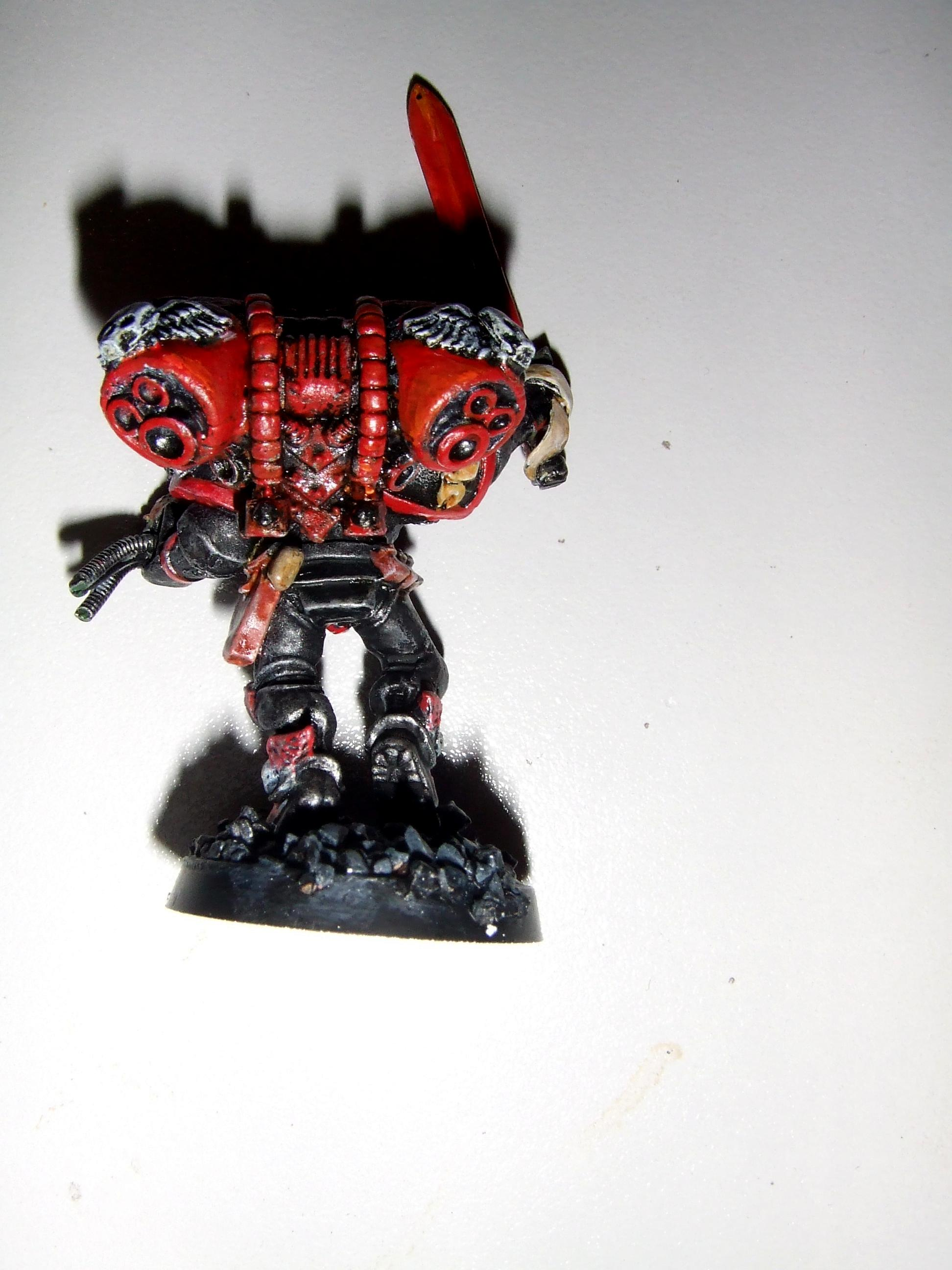 Blood Angels, Dante, Doom Eagle, Pip, Space Marines, Work In Progress