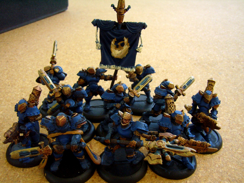 Cygnar, Squad, Warmachine