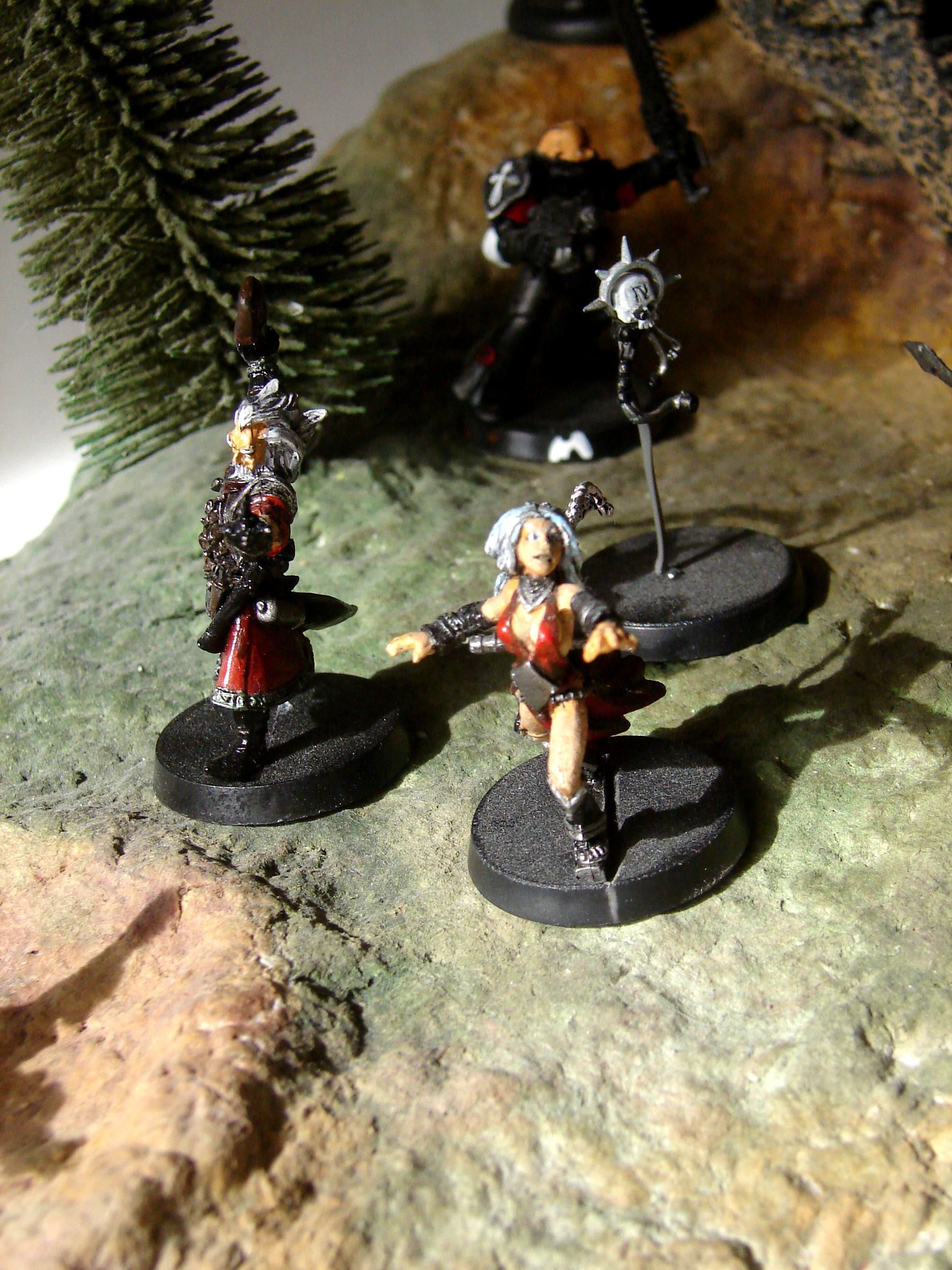 Homebrew, Inquisition, Warhammer 40,000