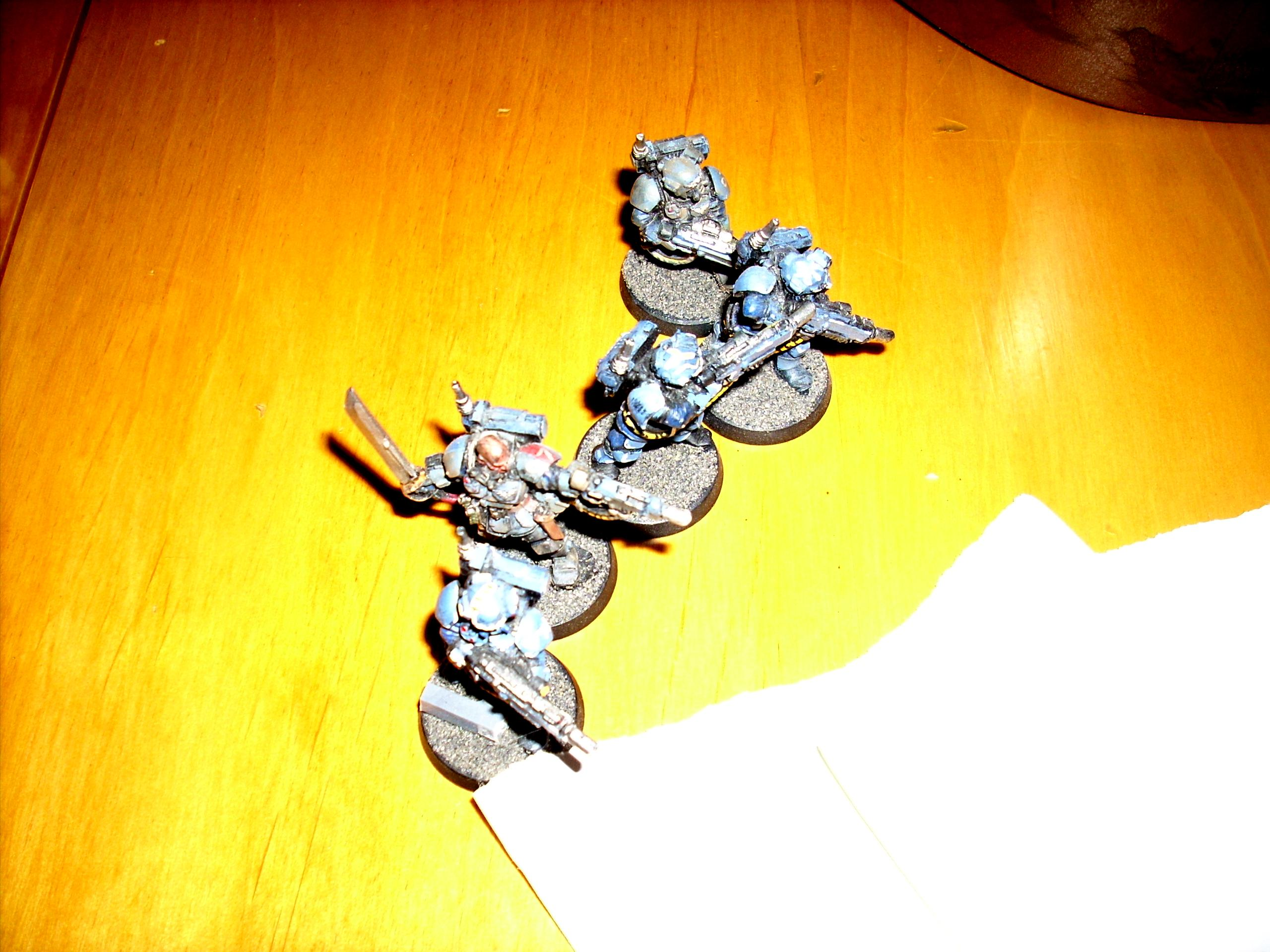 750, Battle, Guard, Imp, Imperial Guard, Orks, Report, Small