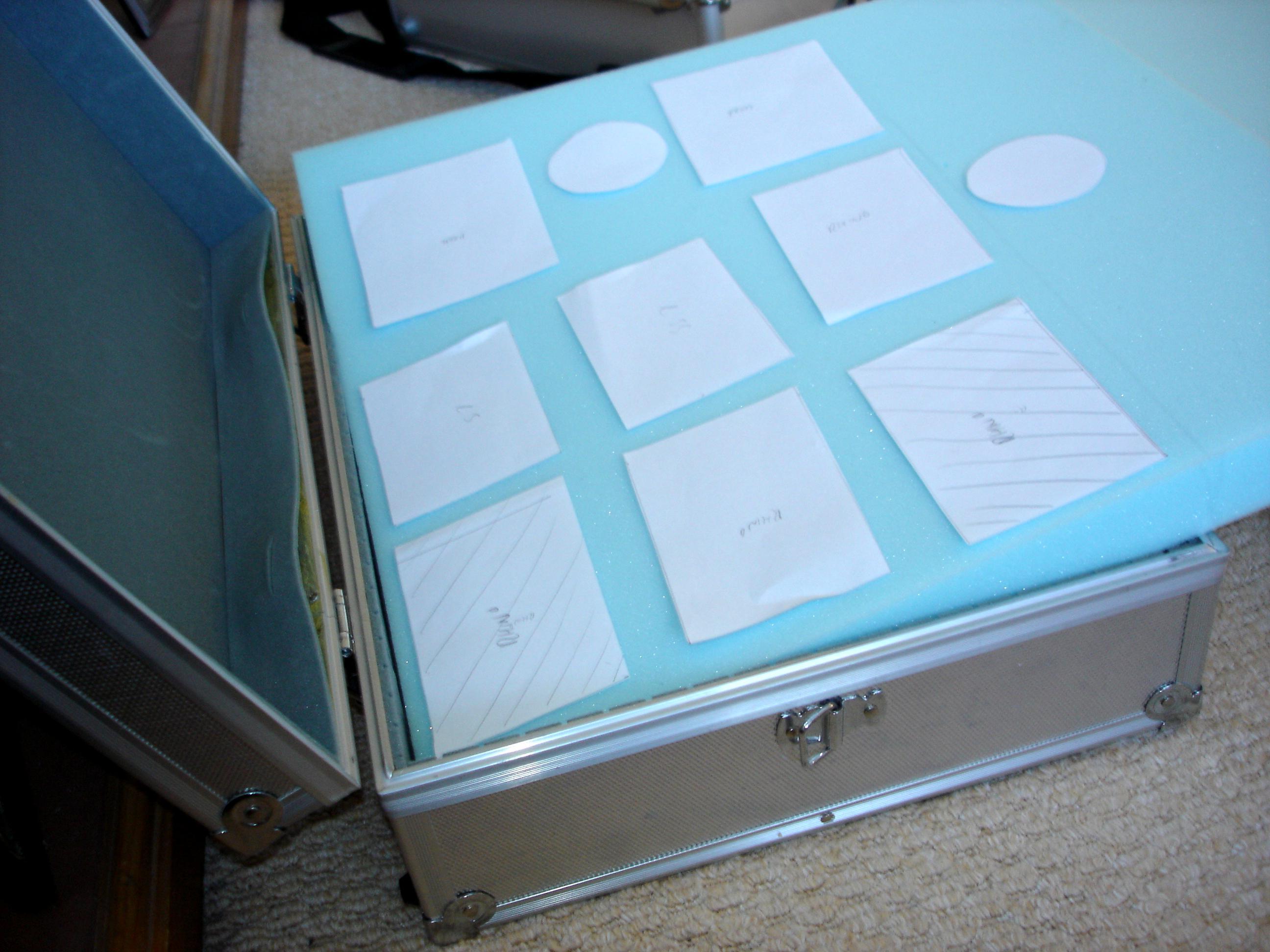 My Design of Model case