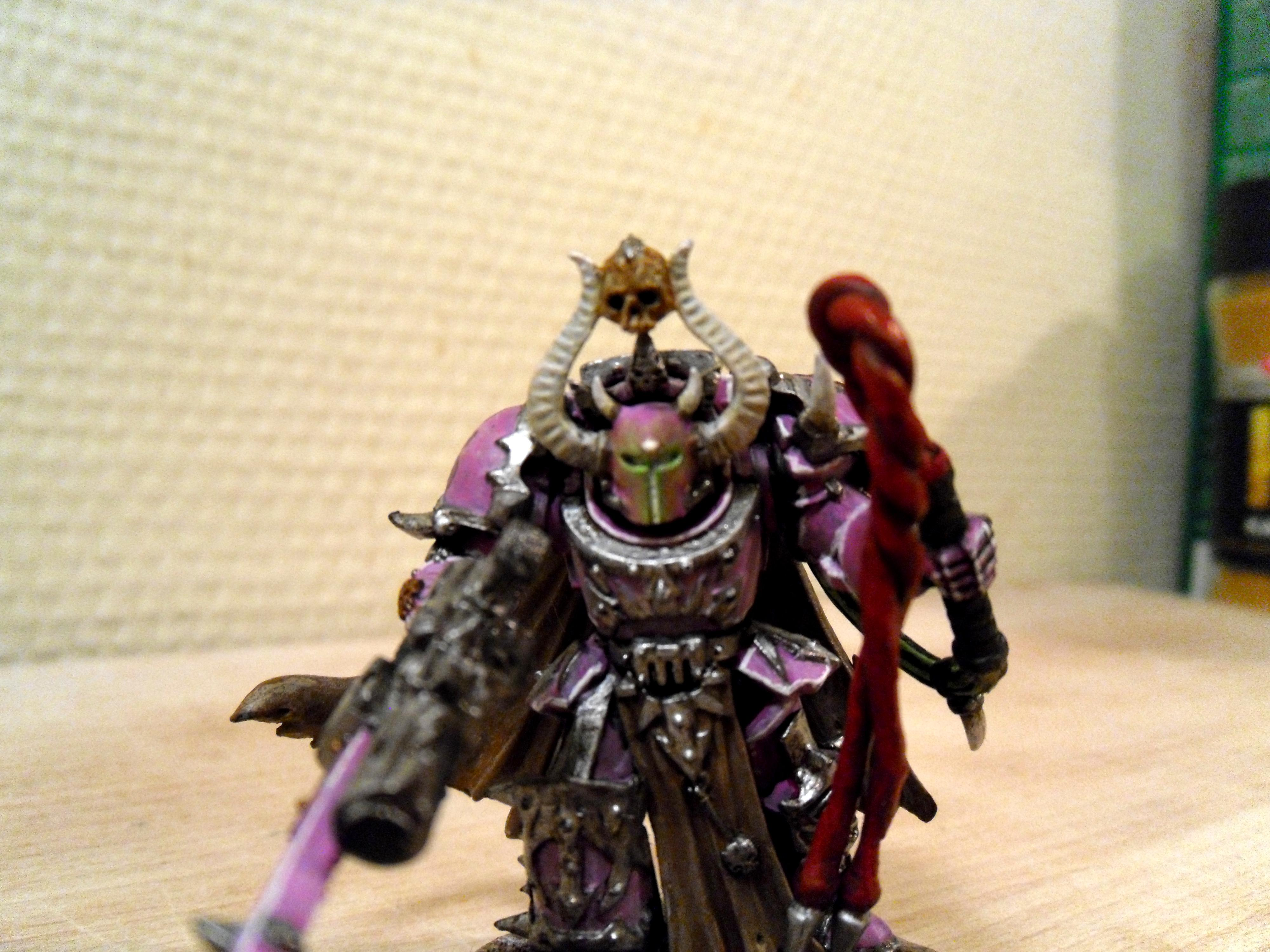 Chaos Space Marines, Lord, Slaanesh