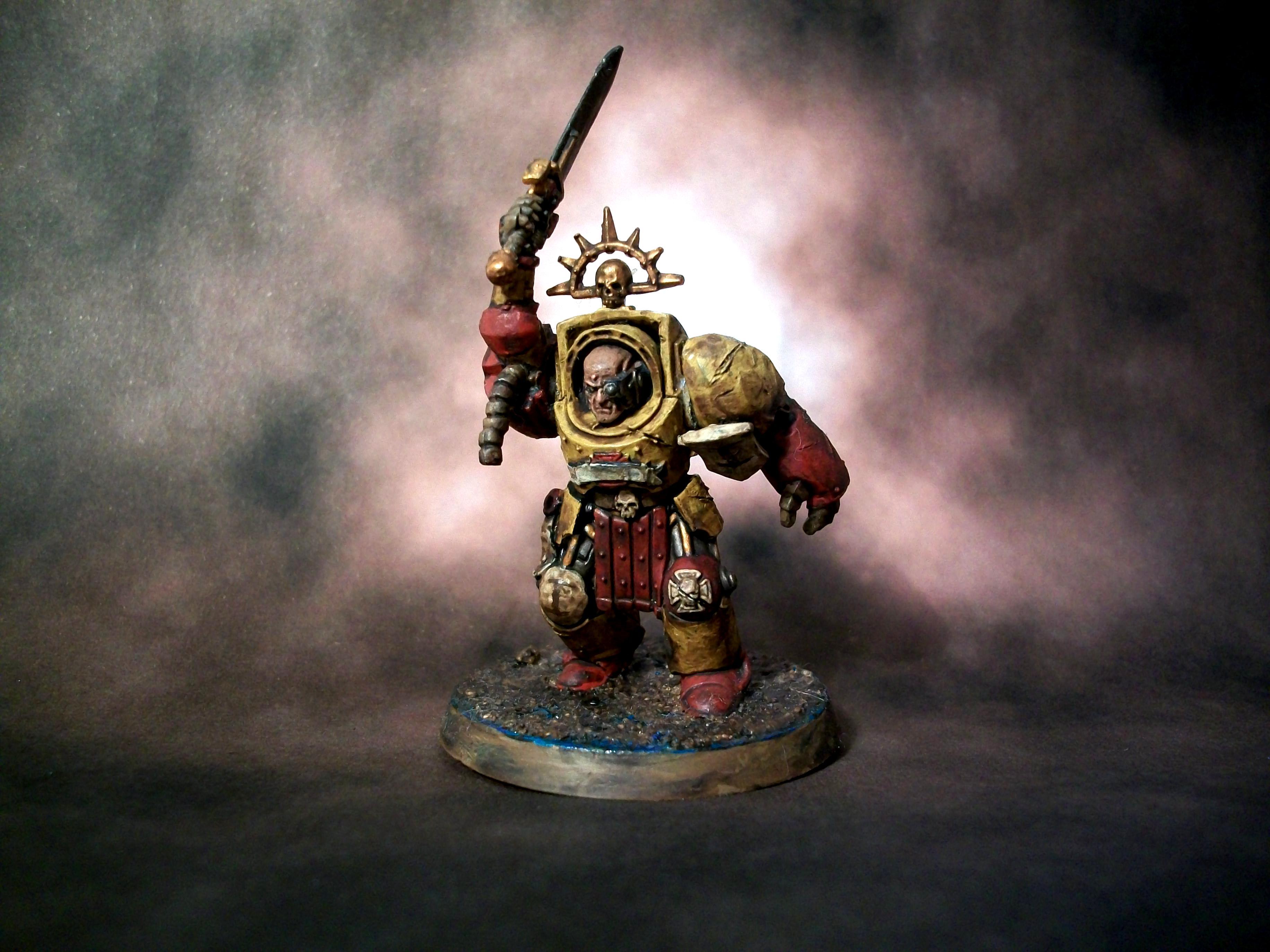 Captain, Space Marines, Warhammer 40,000