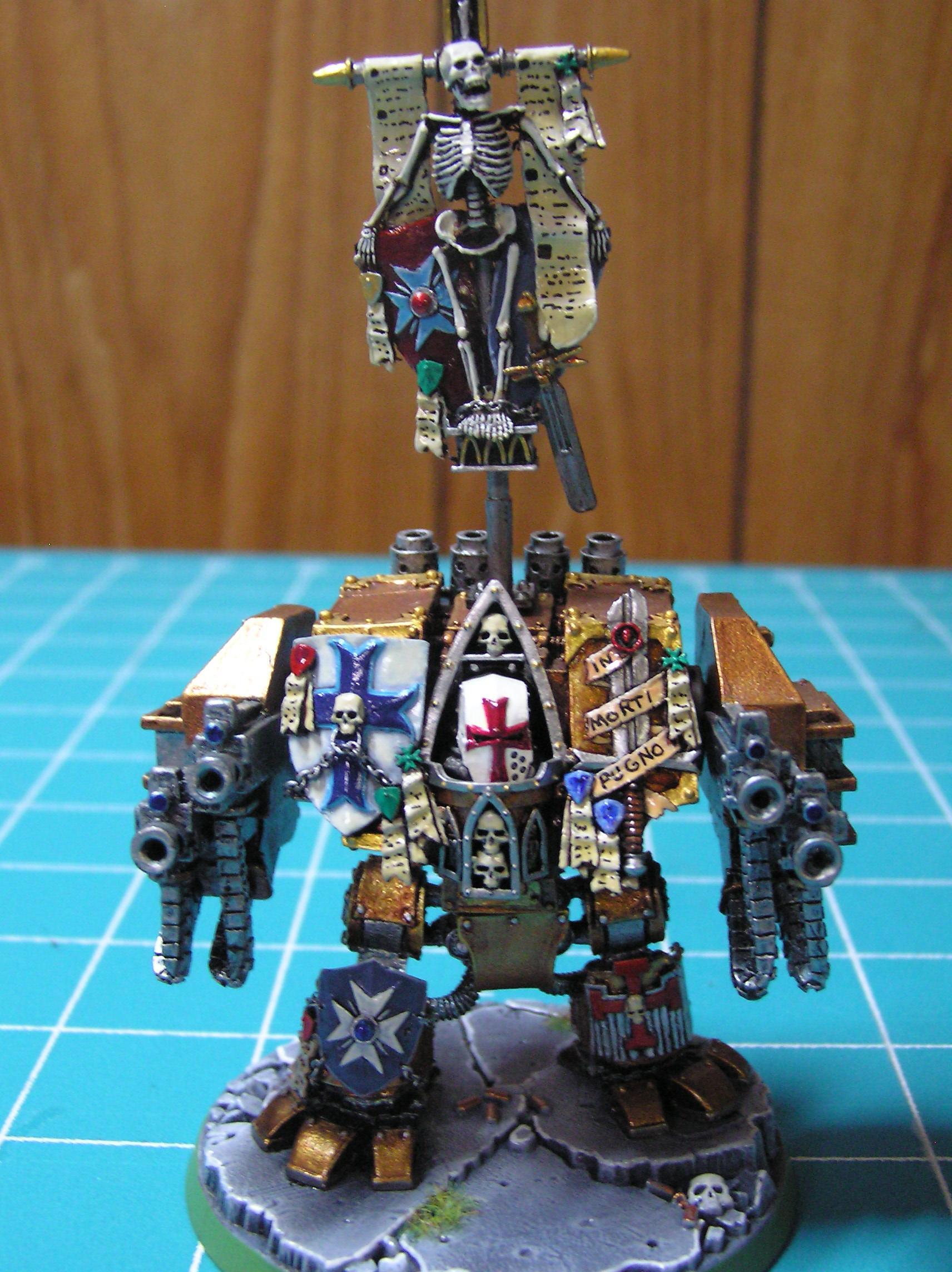 Dreadnought, Grey Knights