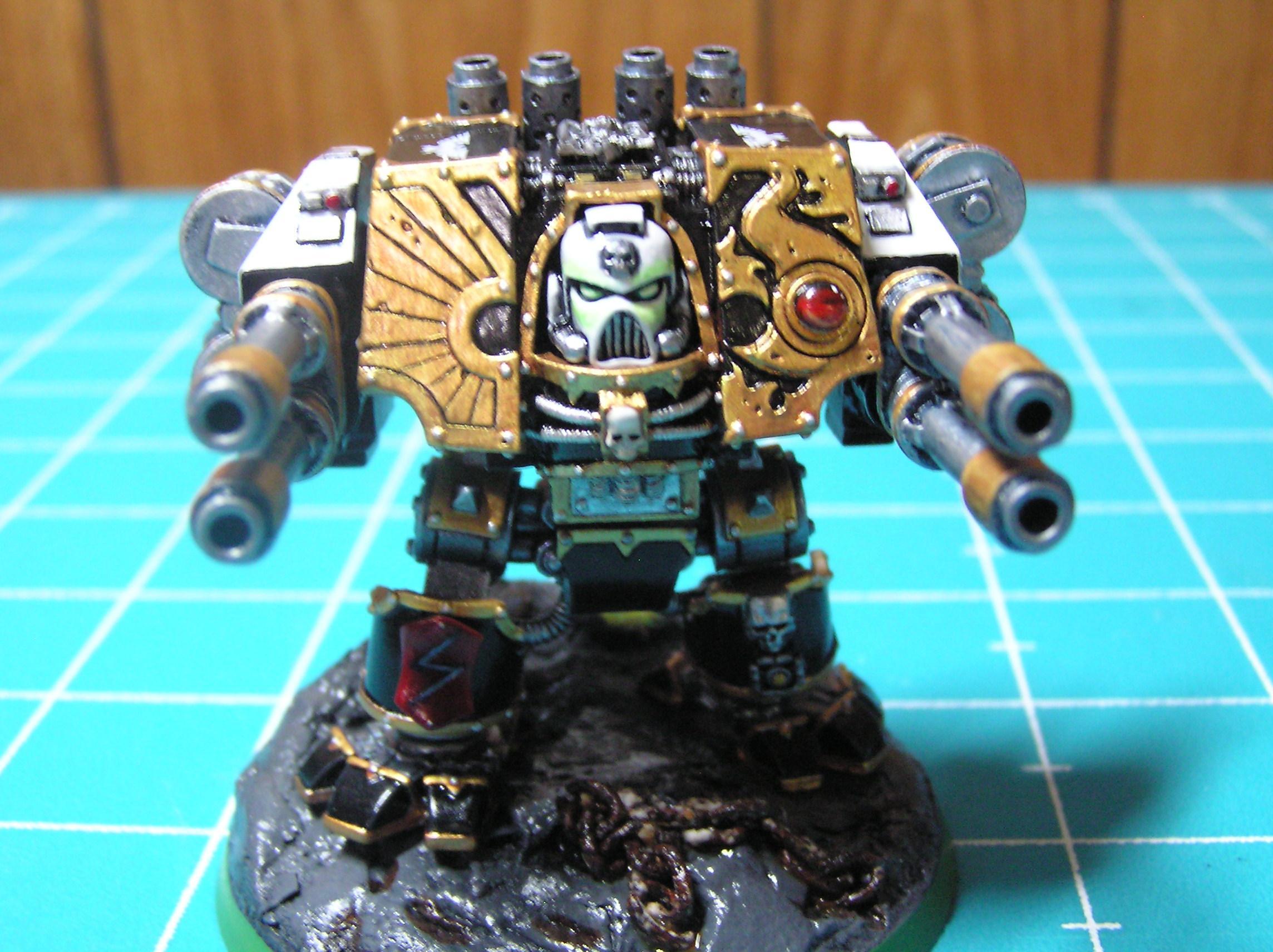 Chaos Dreadnought, Dreadnought, Slanesh