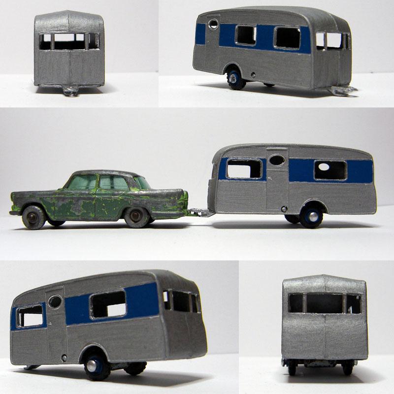Caravan, Cars, Terrain