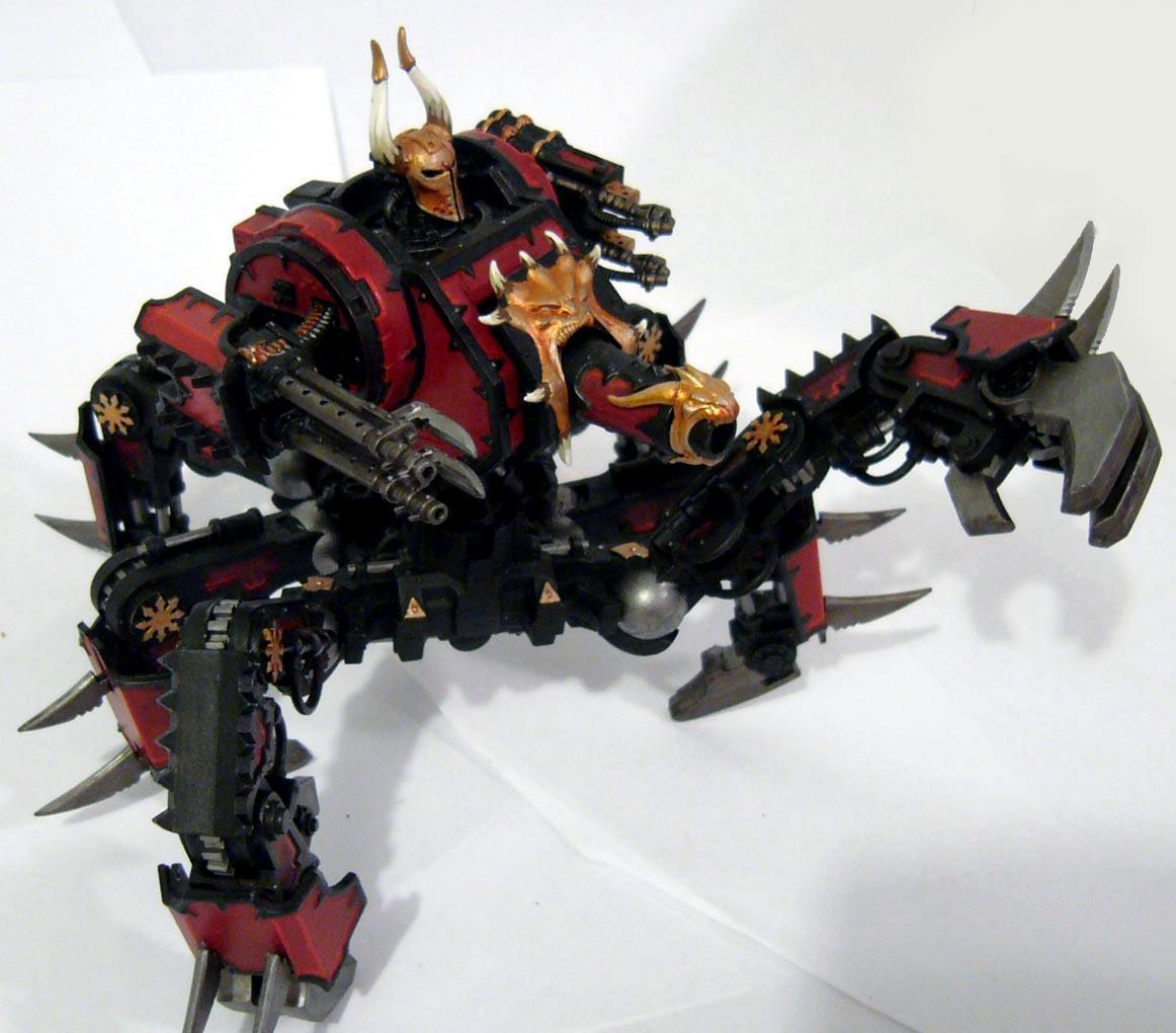 Chaos, Defiler, Red Corsairs