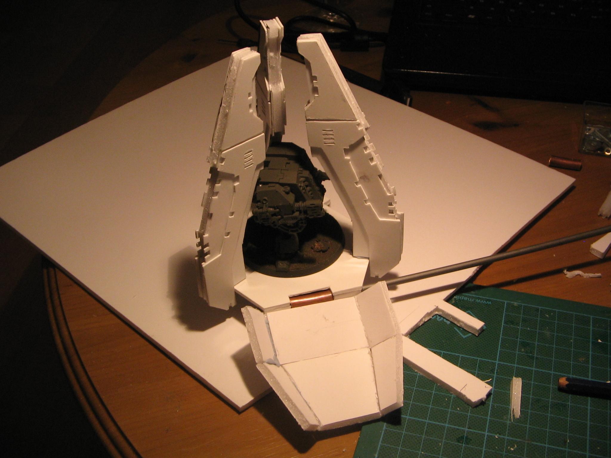 Custom, Space Marines, Warhammer 40,000, Work In Progress