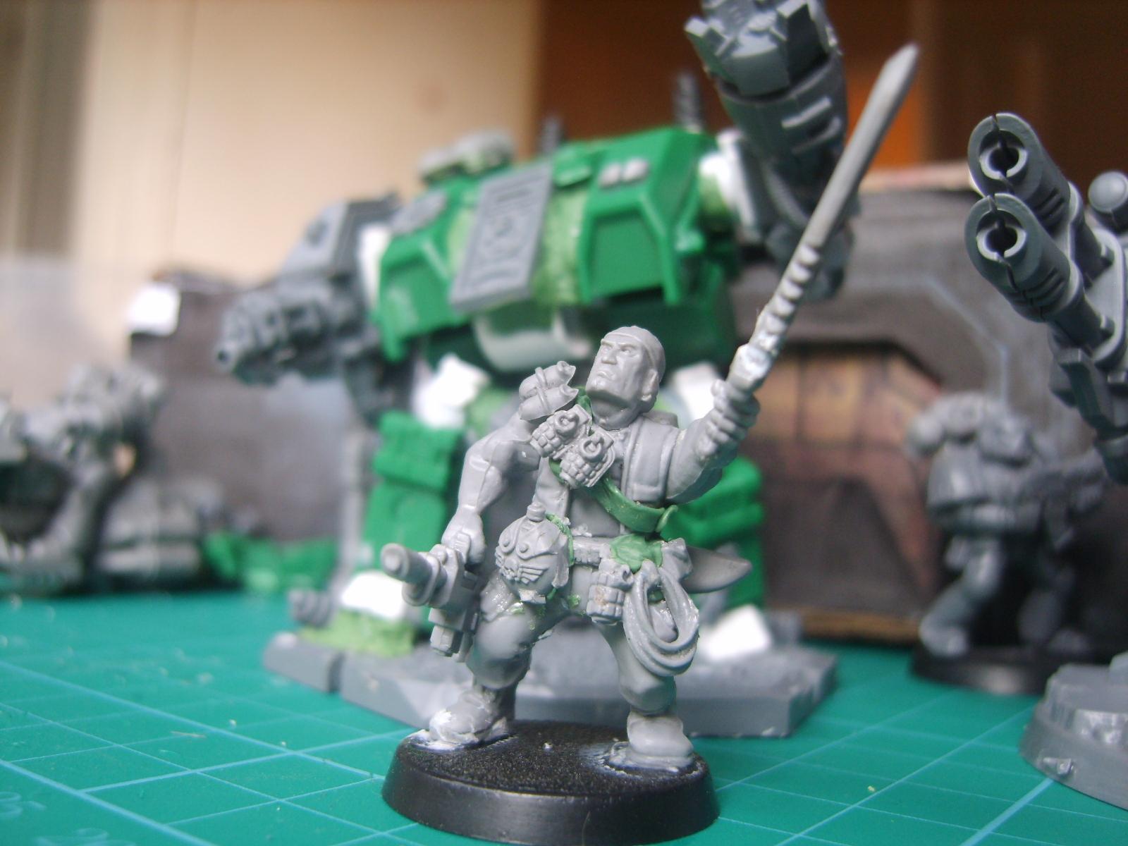 catachan squad leader