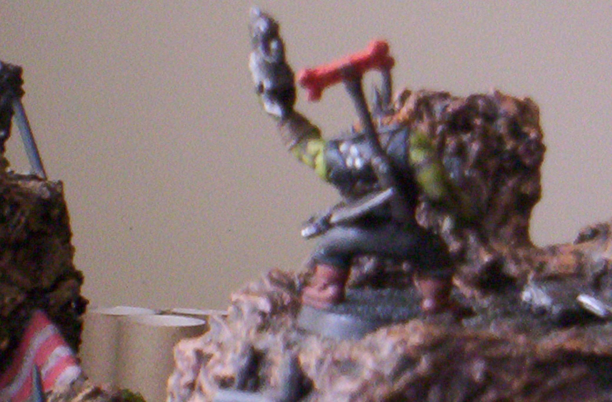 Orks, Spanner, My gorka spanner