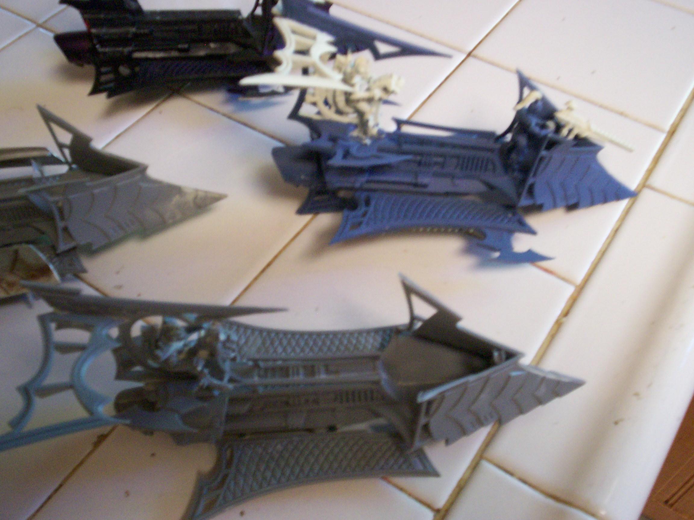 3rd Edition, Dark Eldar, Raider