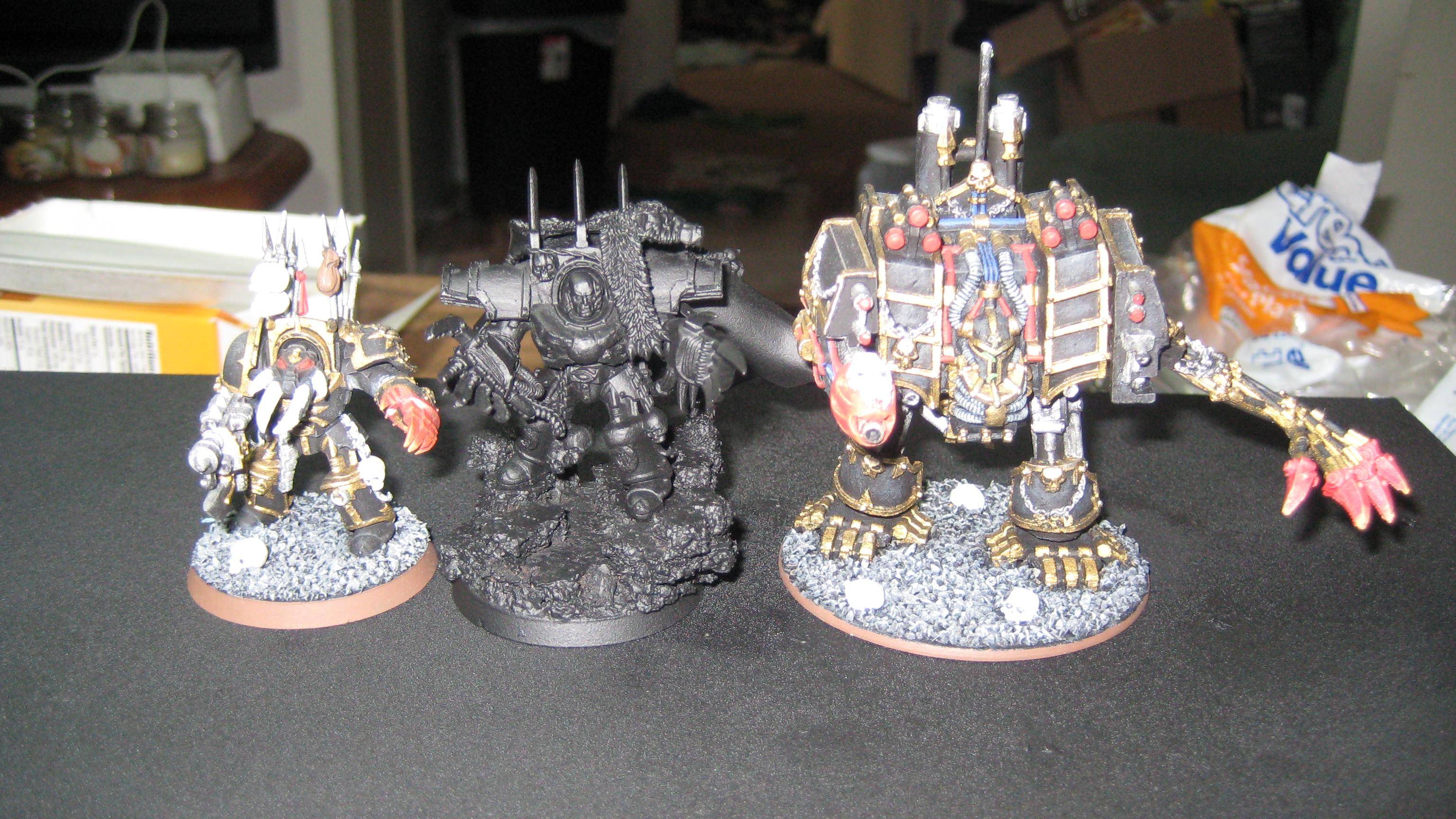 Chaos Space Marines, Horus, Primarch, The Warmaster, Warmaster