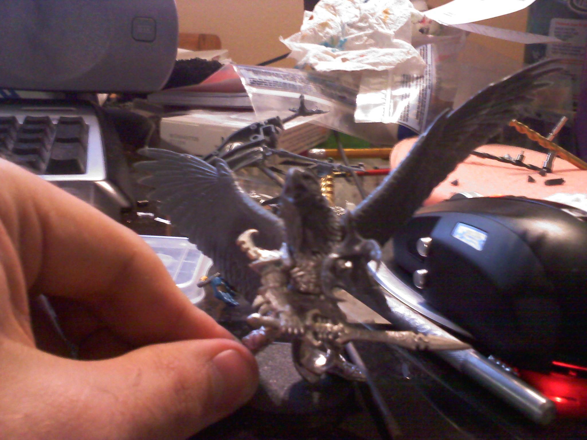 Avatar Conversion, Avatar Of The Hawk, Uaire-nem
