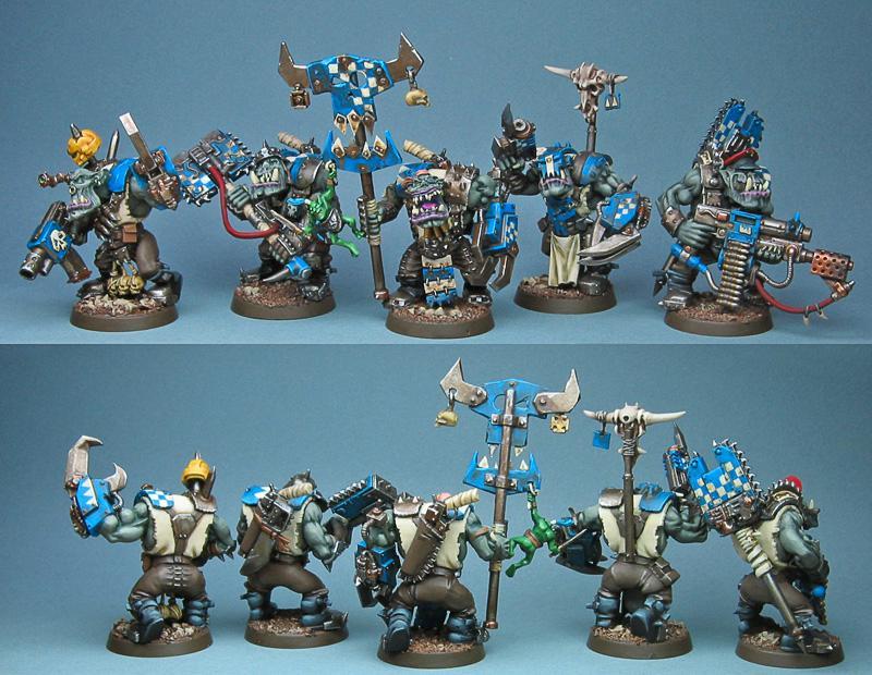 Death, Orks, Skull, Skullz, Warhammer 40,000
