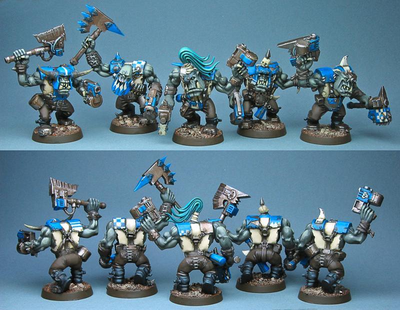 Death, Nob, Orks, Skull, Skullz, Warhammer 40,000