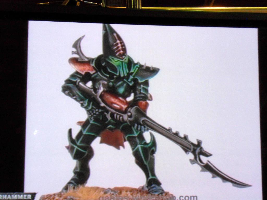 Deldar Warrior