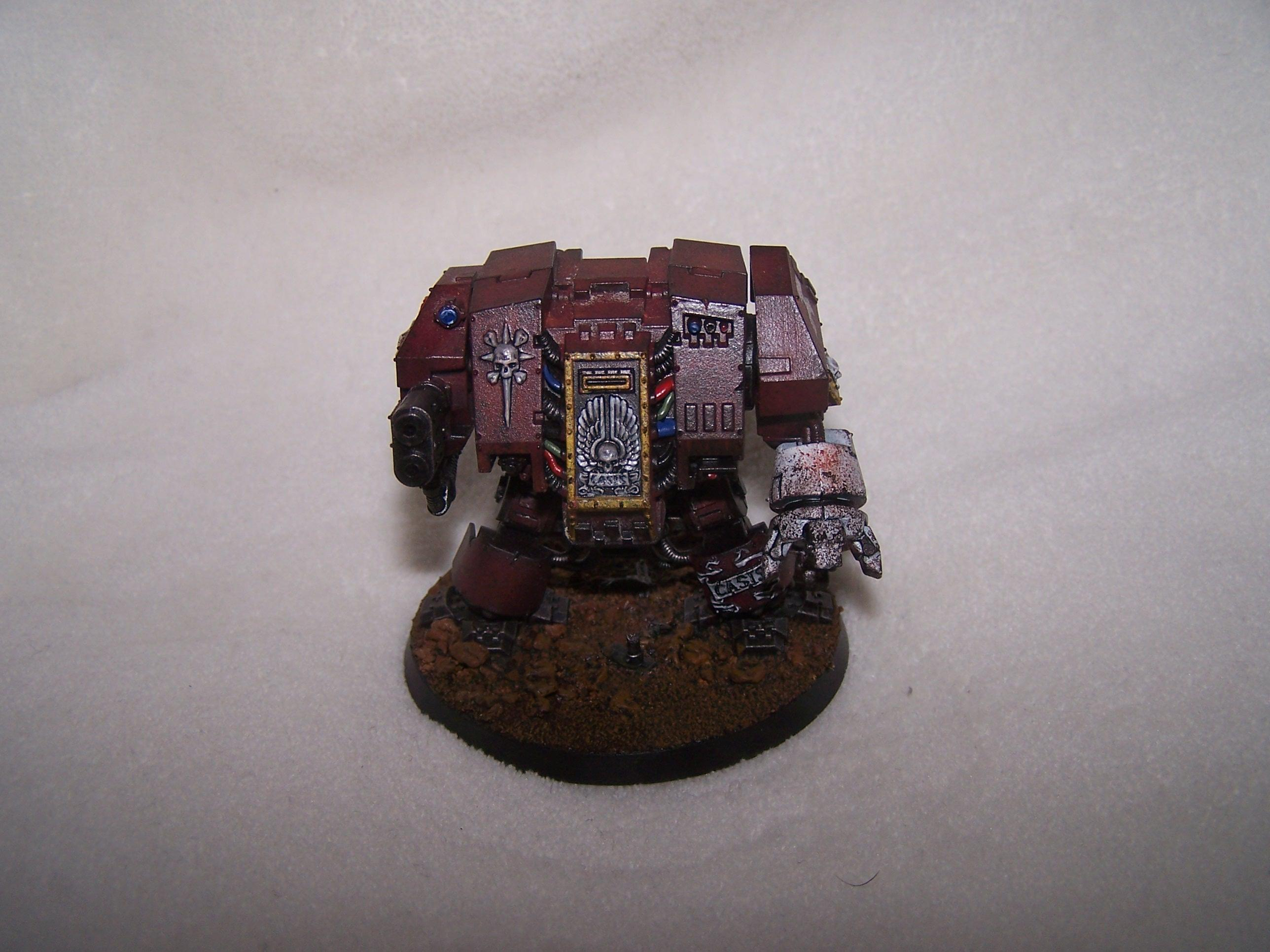 Finished Black Reach Dreadnought