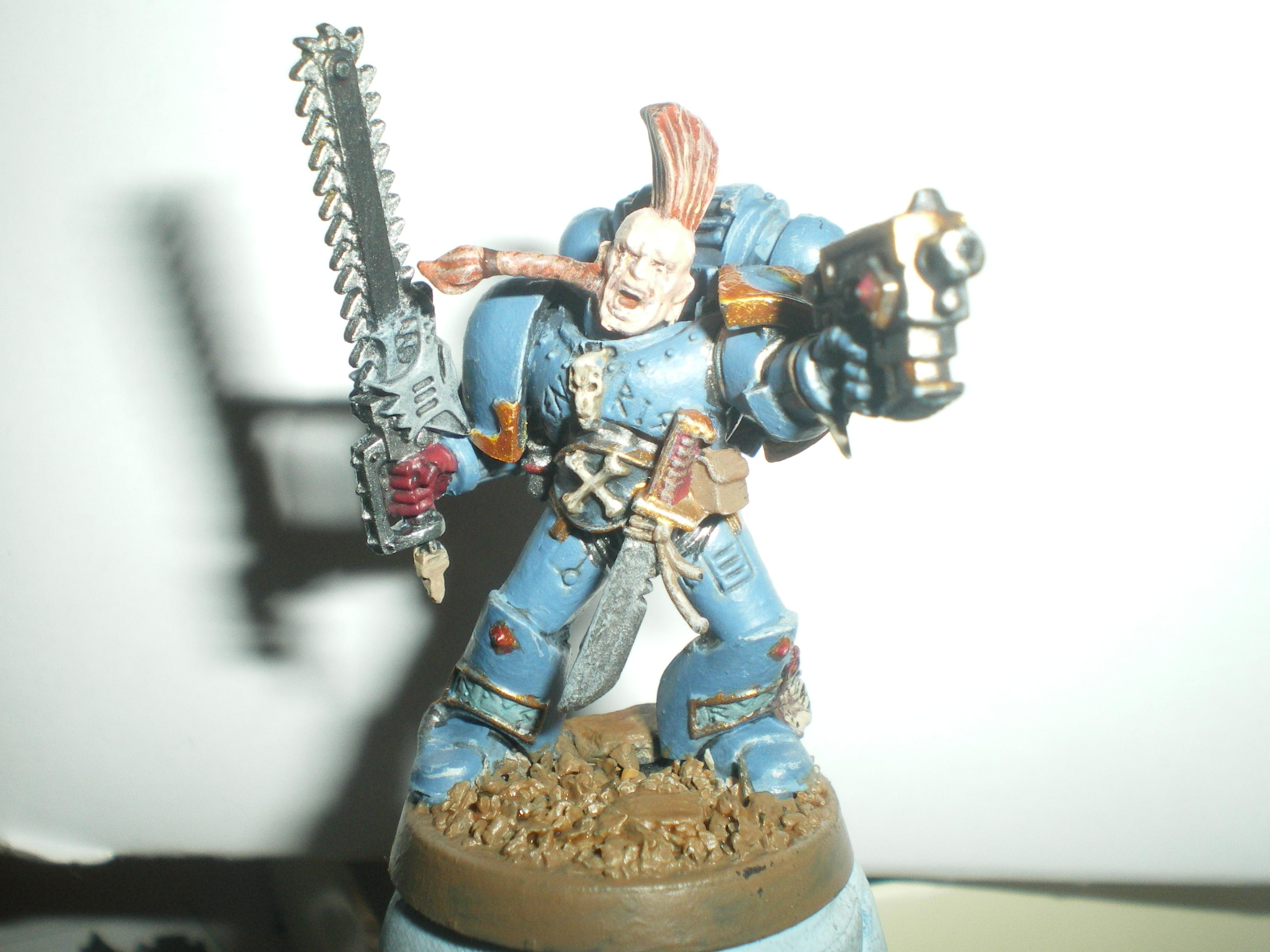 Blood Claw, Space Marines, Space Wolves, Warhammer 40,000