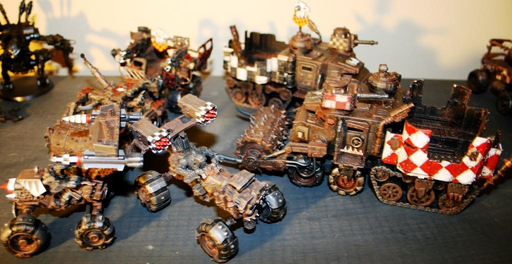 Looted Wagon, Orks