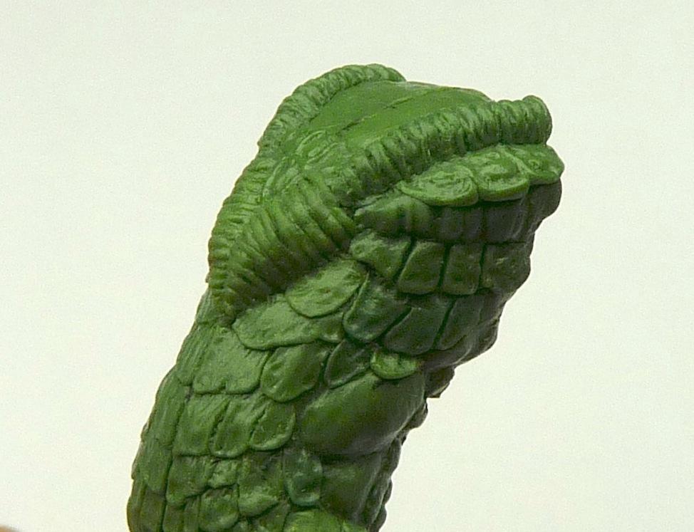 Ambull, Green Stuff Sculpt