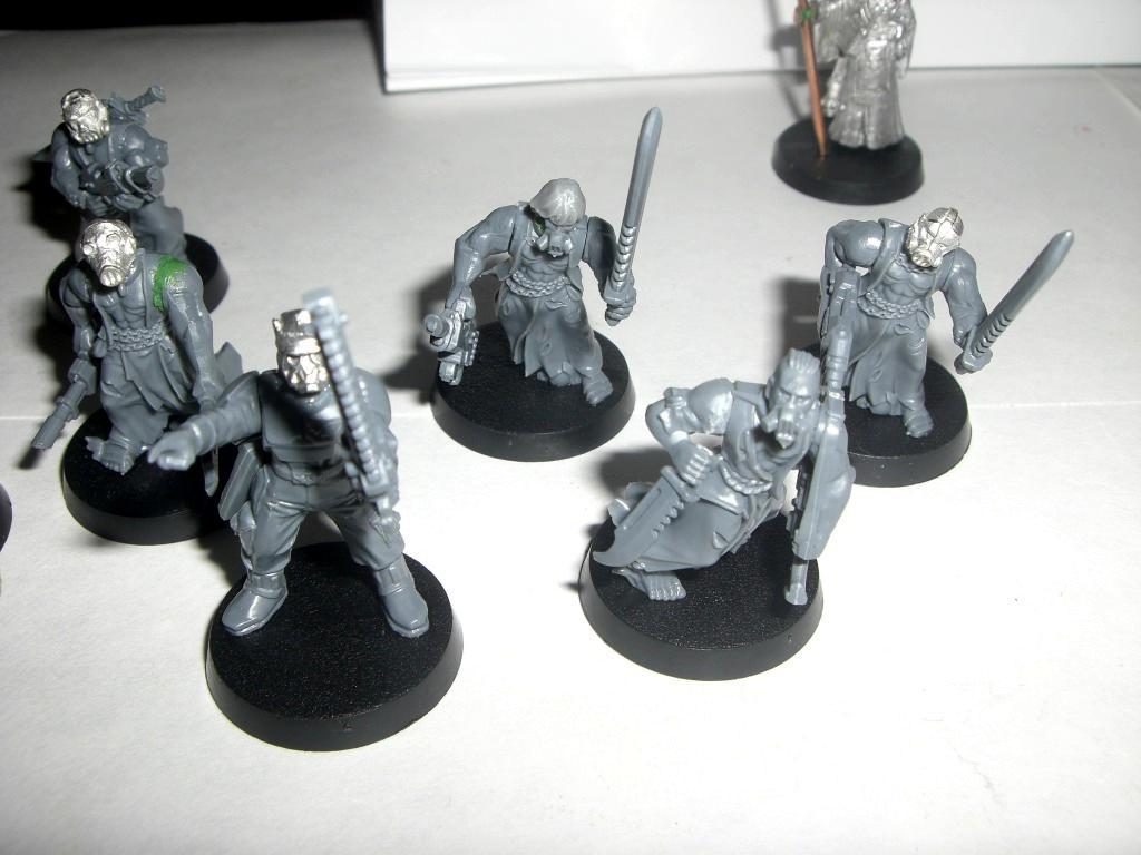 Conversion, Imperial Guard, Penal Legion, Penal Squad, Work In Progress