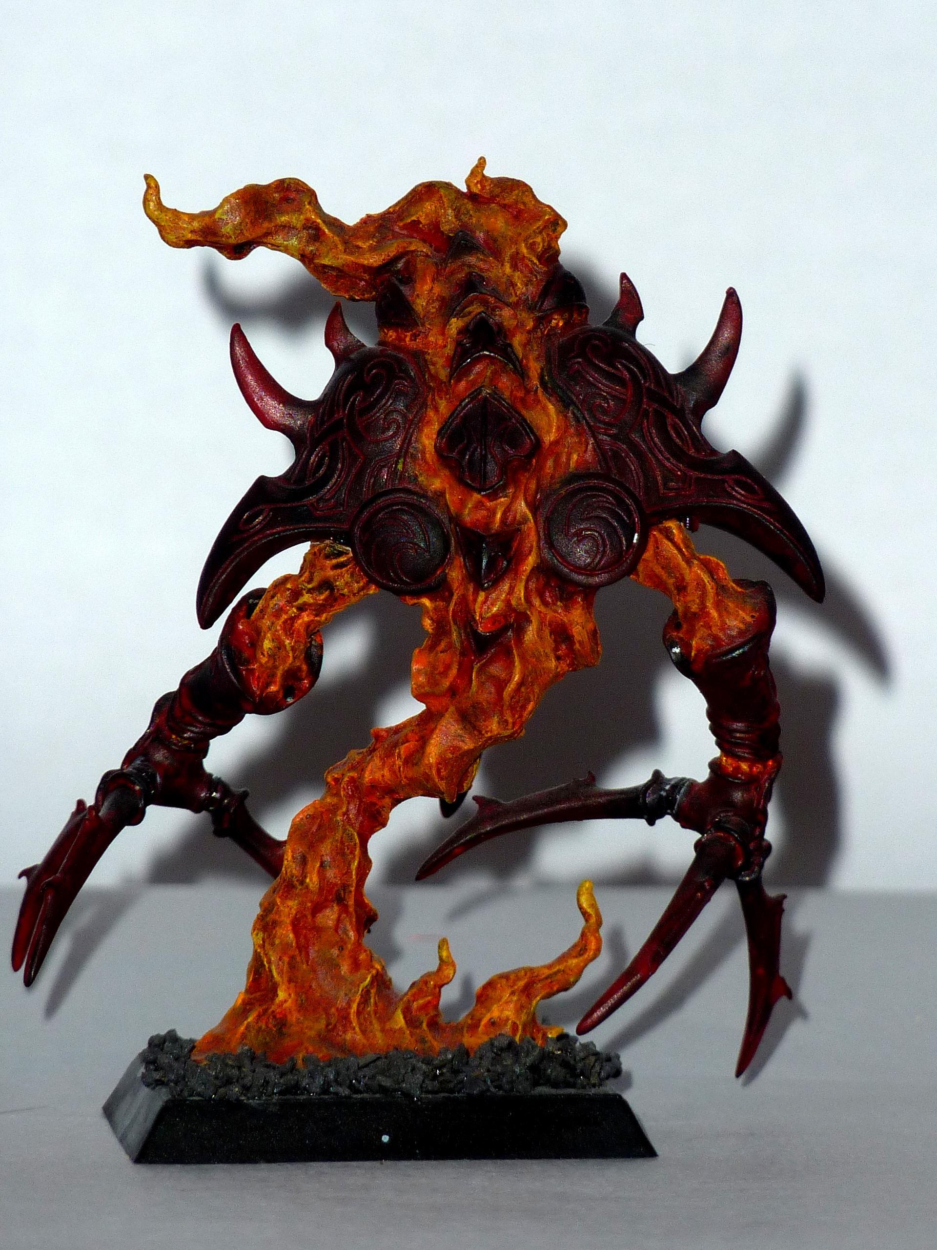 Elemental, Fire Elemental, Rackham