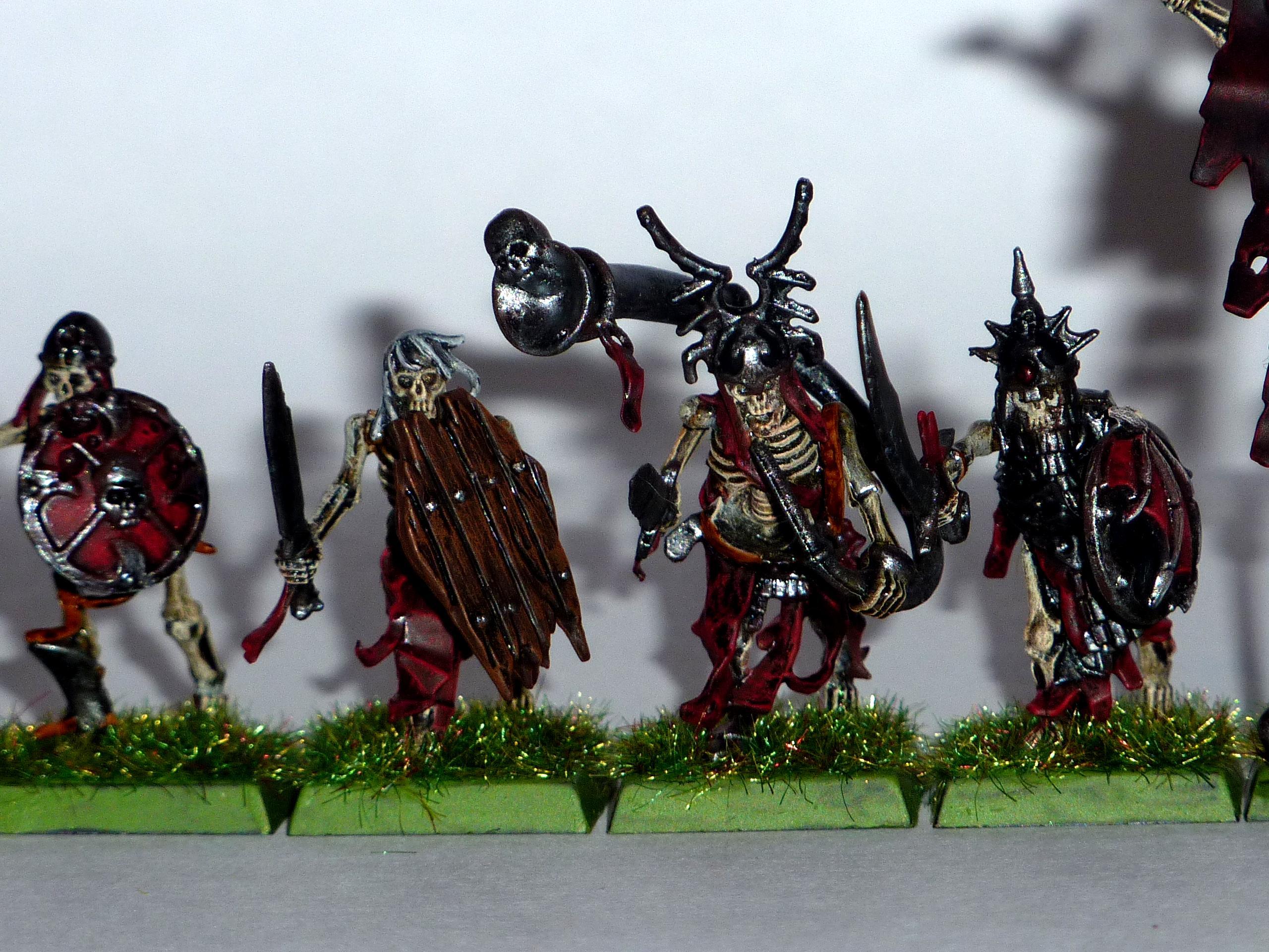 Skeletons, Vampire Counts, Warhammer Fantasy