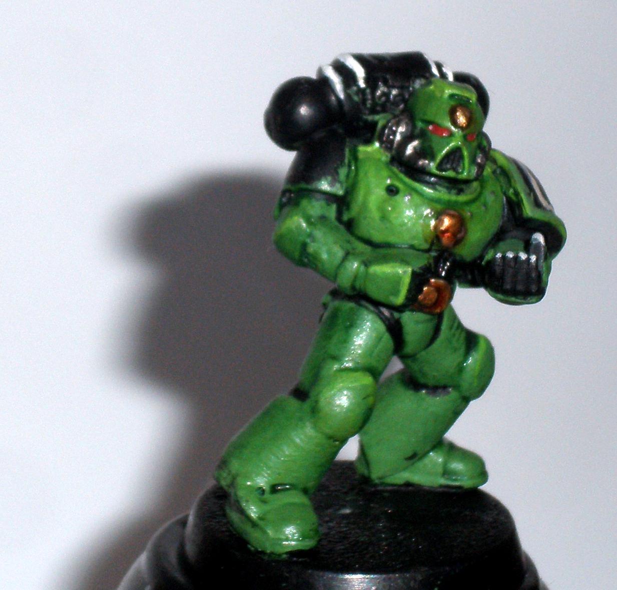 Salamanders, Space Marines, Warhammer 40,000