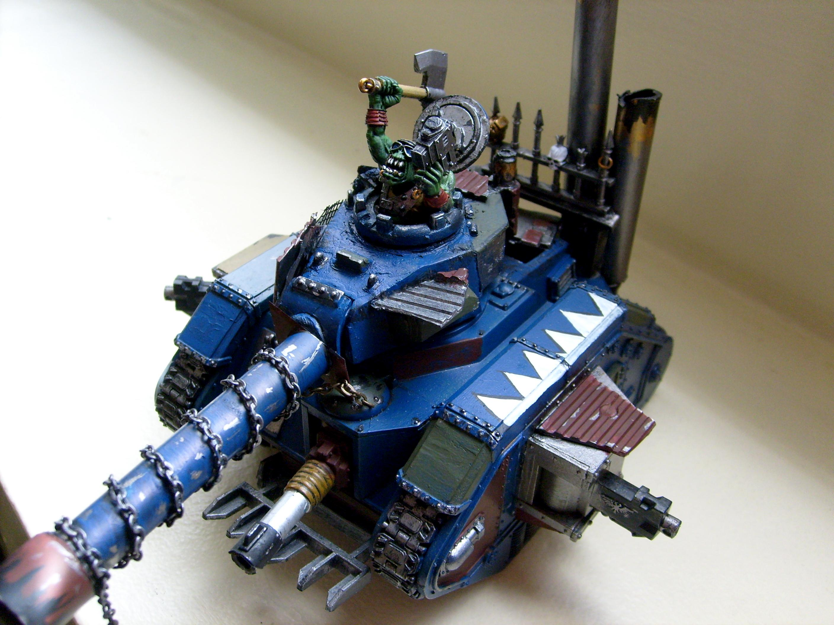 Looted Russ, Looted Wagon, Orks