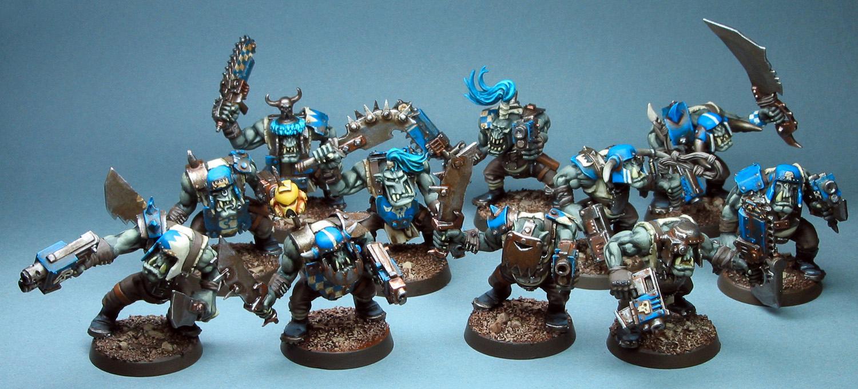 Army, Death Skullz, Orks, Skull, Warhammer 40,000
