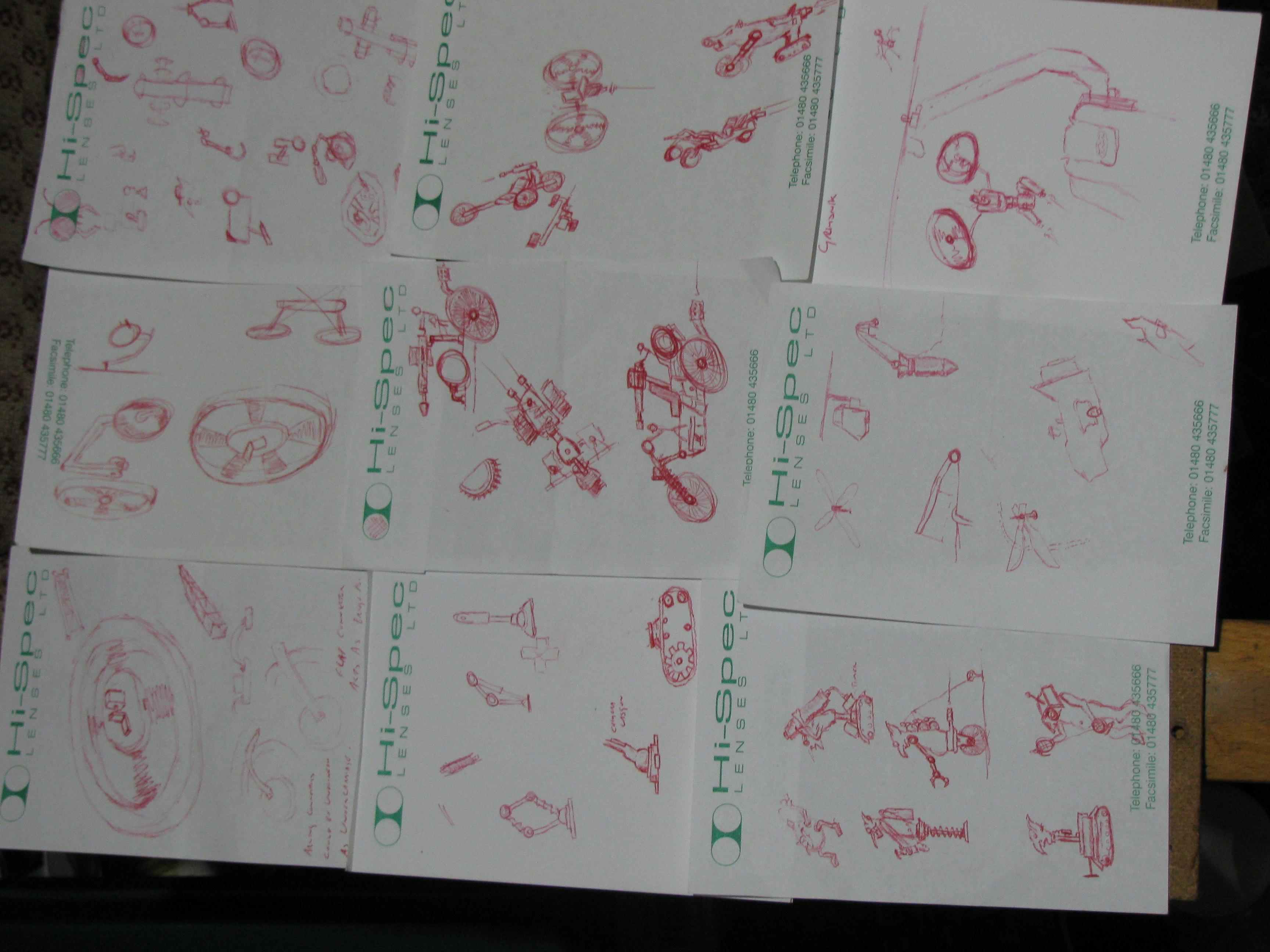Bionik, Conversion, Cybork, Cyborks, Gorkamekka, Mekanik, Mekboy, Orks, Warhammer 40,000