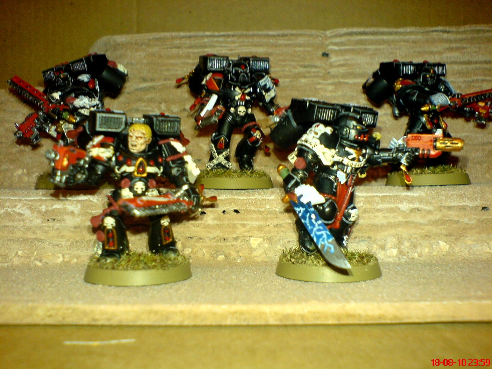 Blood Angels, Blood Wraiths, Death Company, Jump Pack, Power Armour, Space Marines, Successors