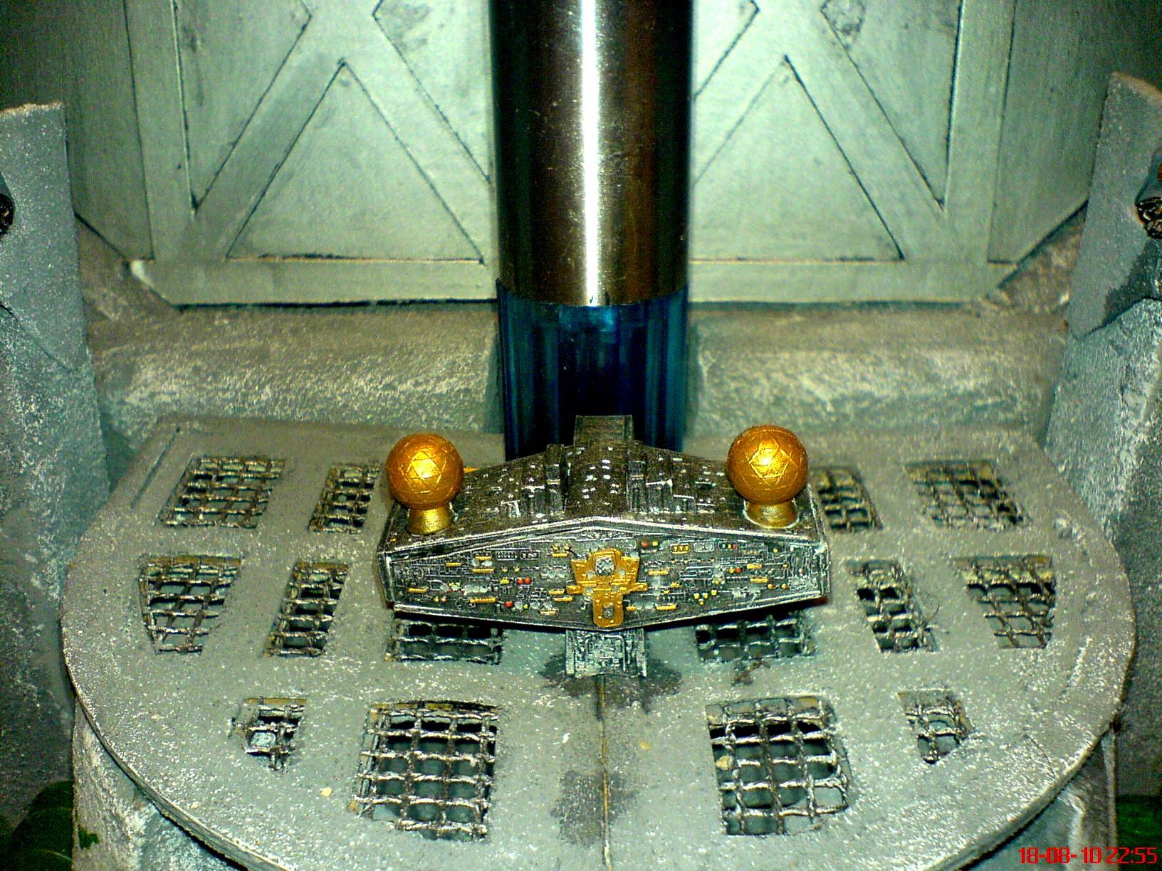 Reactor Control Panel