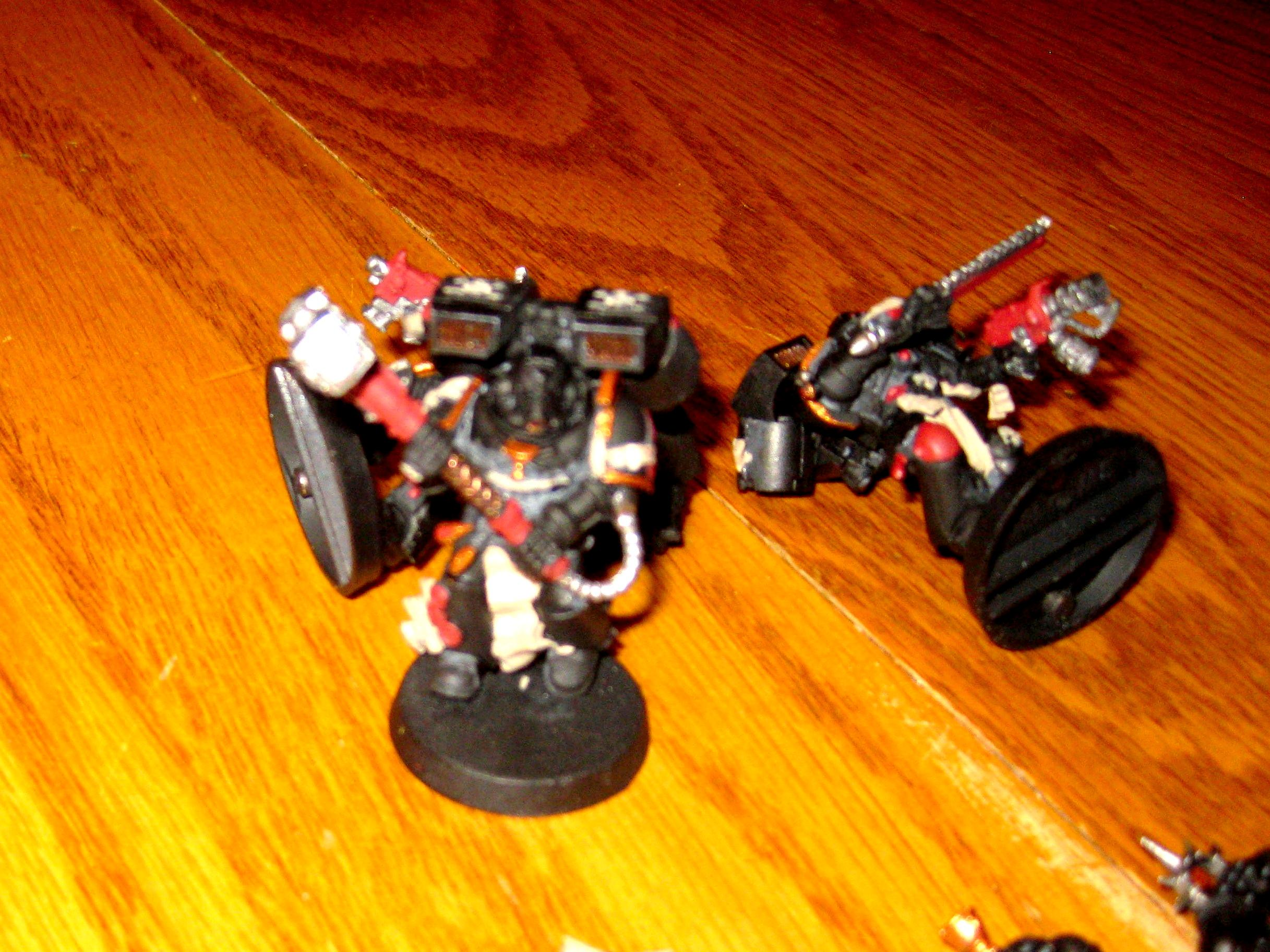 Space Marines, Death Company WIP