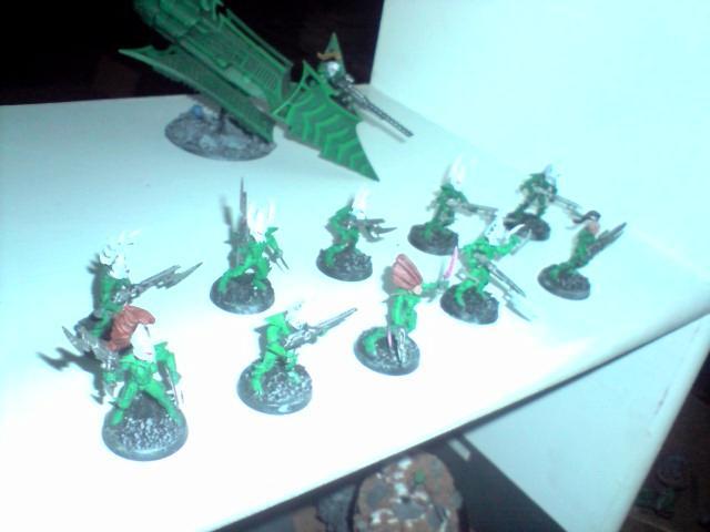 Dark Eldar, Raider Squad (Squad Styfe)