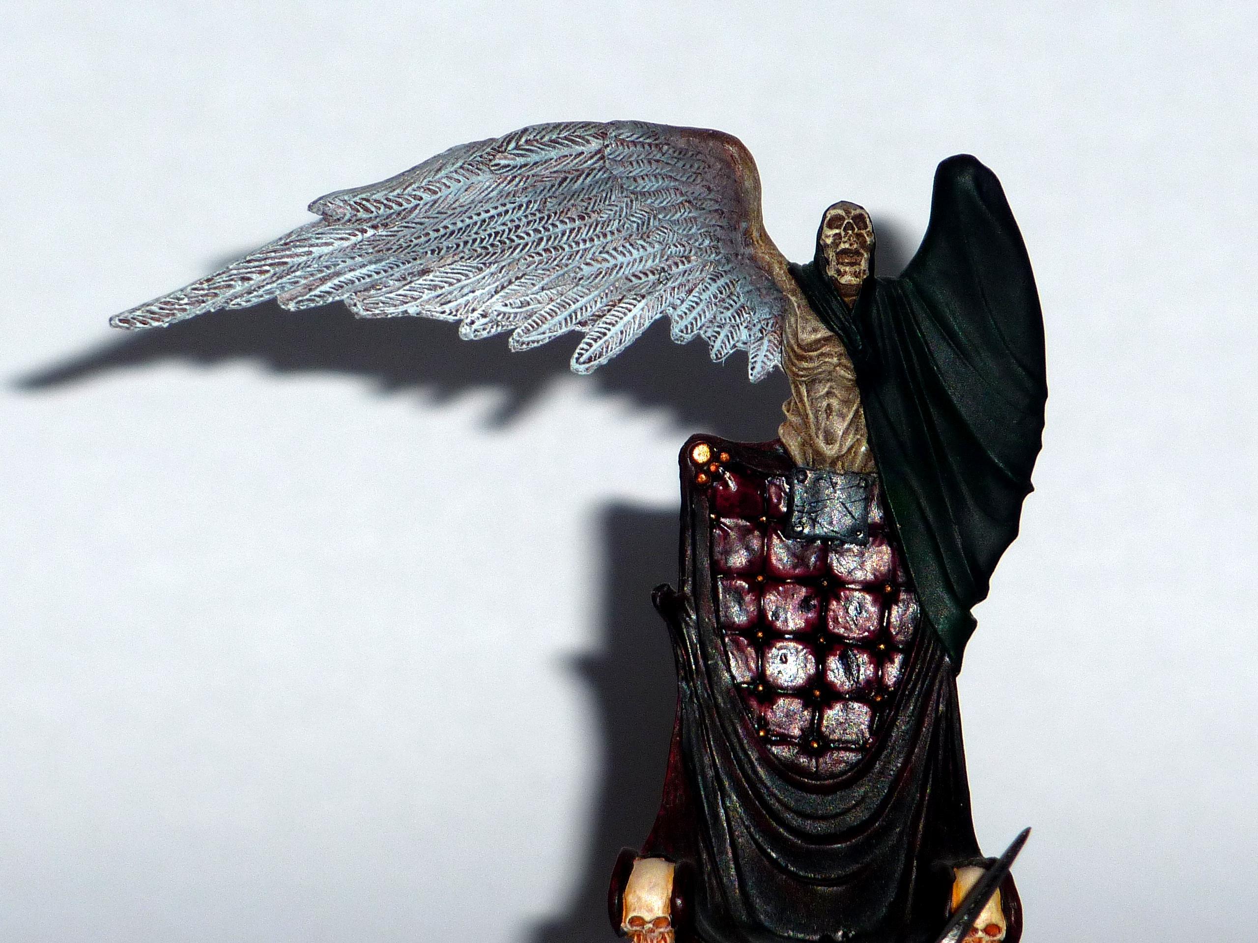 Rackham, Terrain, Throne, Undead, Warhammer Fantasy