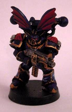 Night Lords, First Night Lord