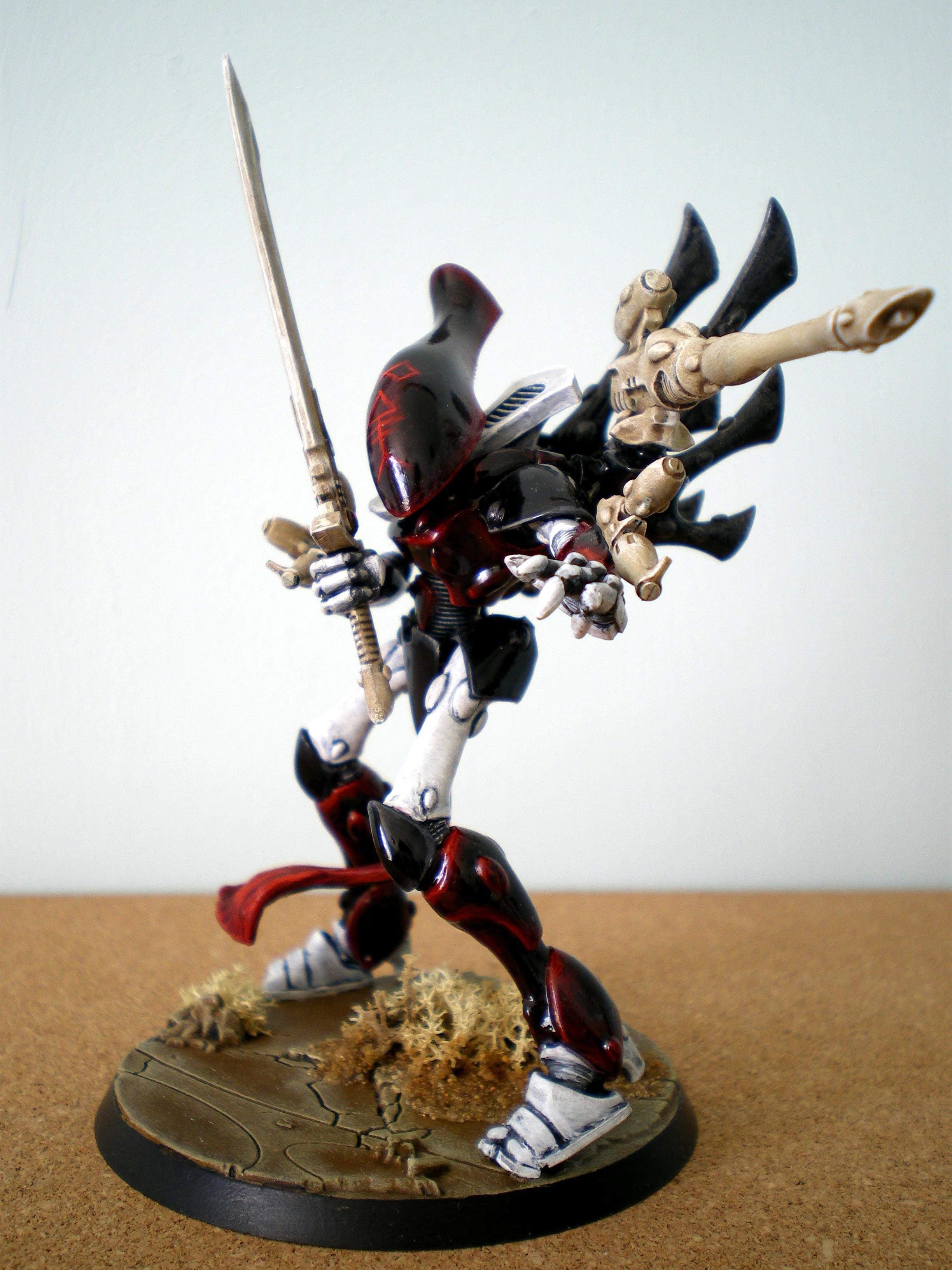 Eldar, Wraithlord, my first wraithlord