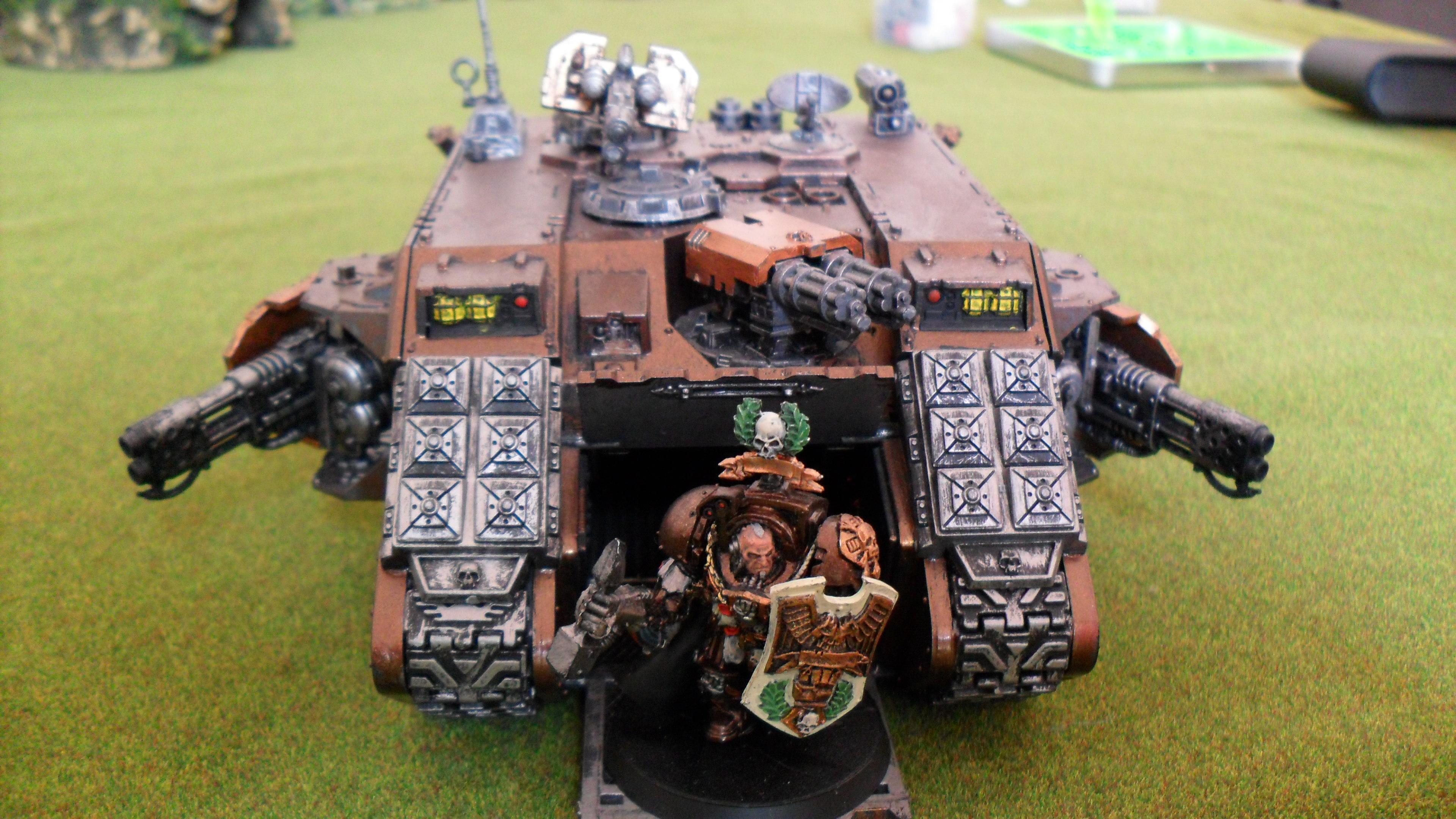 Commander, Land Raider, Lysander, Salamander, Space Marines