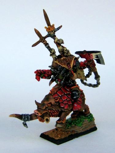 Goblins, Gorbad, Orcs, Warhammer Fantasy
