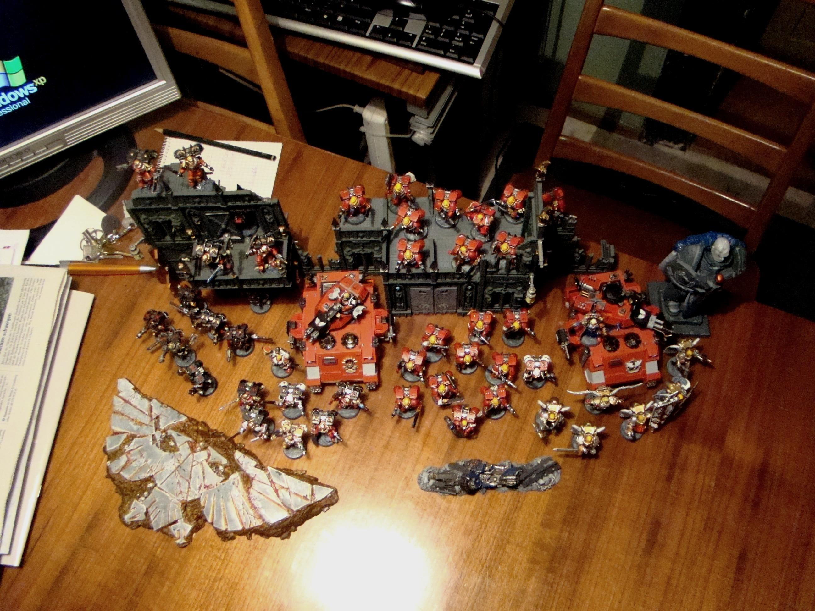Blood Angels, Space Marines, Warhammer 40,000