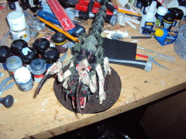 Apocalypse, Gargantuan Creature, Scythed Hierodule, Tyranids, Warhammer 40,000
