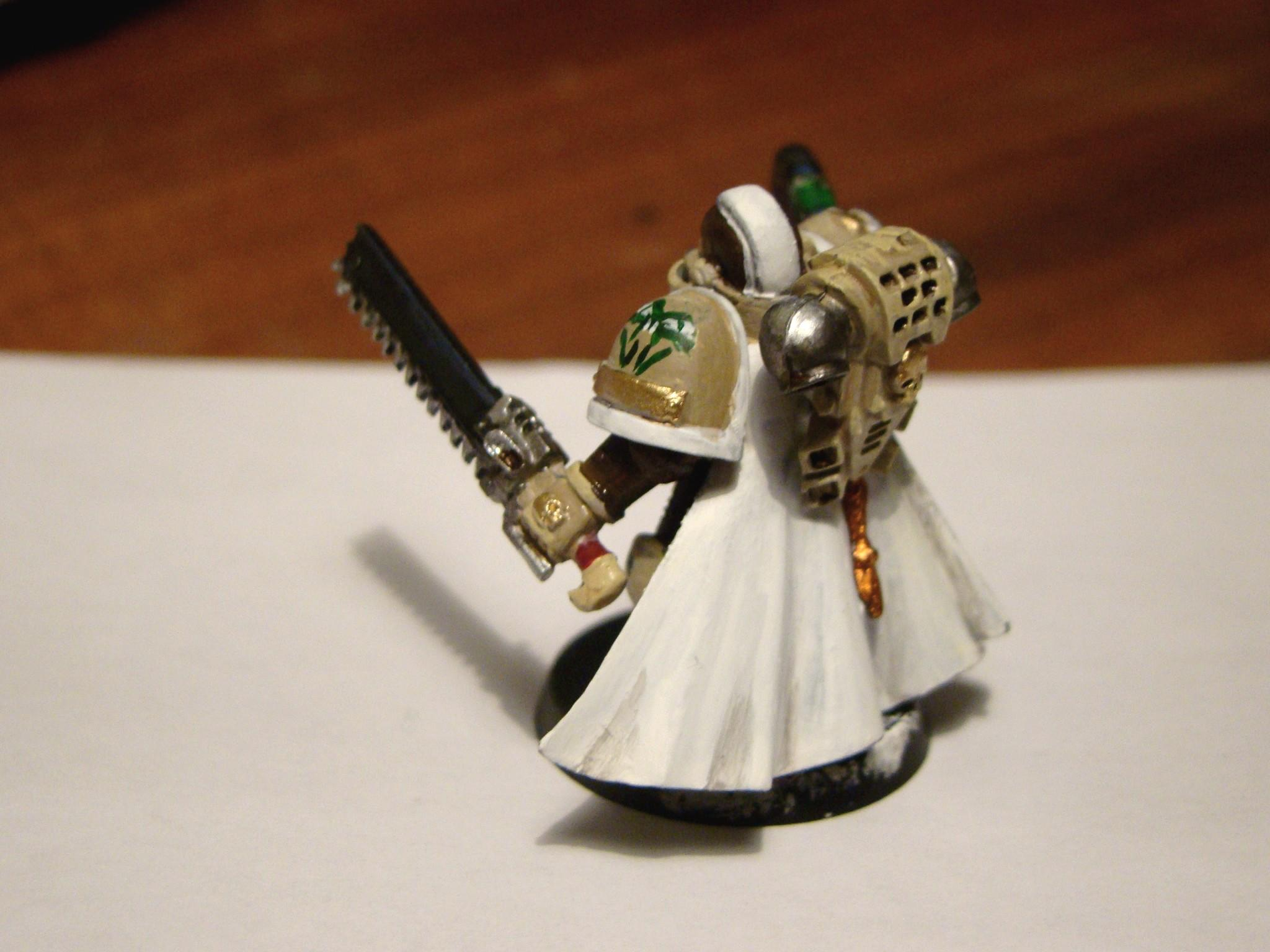 Sand Vipers, Space Marines, Warhammer 40,000