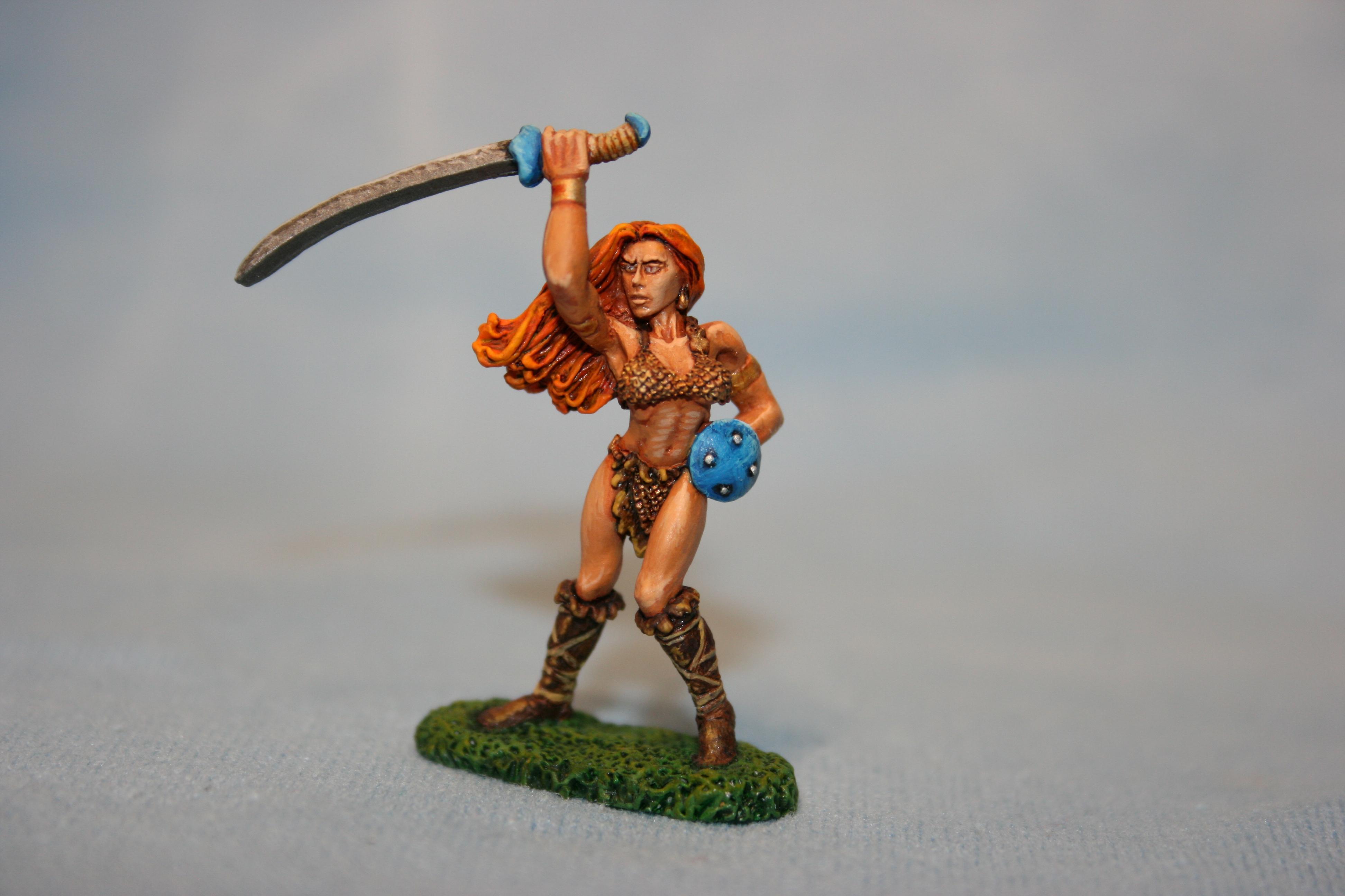 Reaper, Barbarian Chick